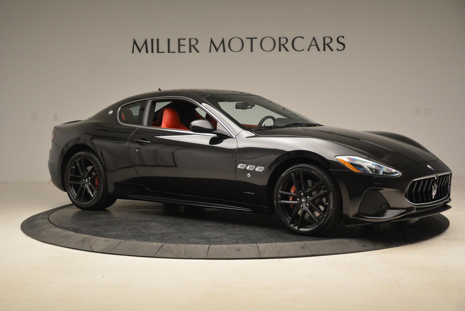 New 2018 Maserati GranTurismo Sport For Sale In Greenwich, CT. Alfa Romeo of Greenwich, W529 1799_p9
