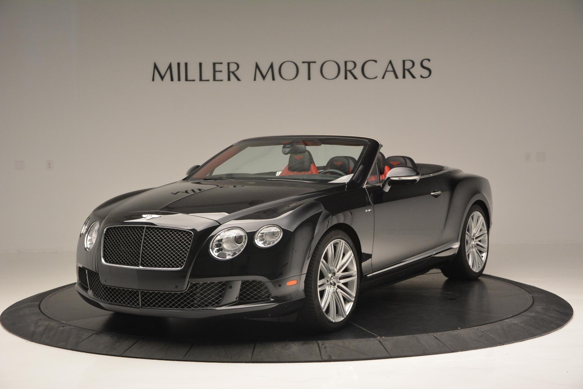 Used 2014 Bentley Continental GT Speed Convertible For Sale In Greenwich, CT. Alfa Romeo of Greenwich, 7001 18_main