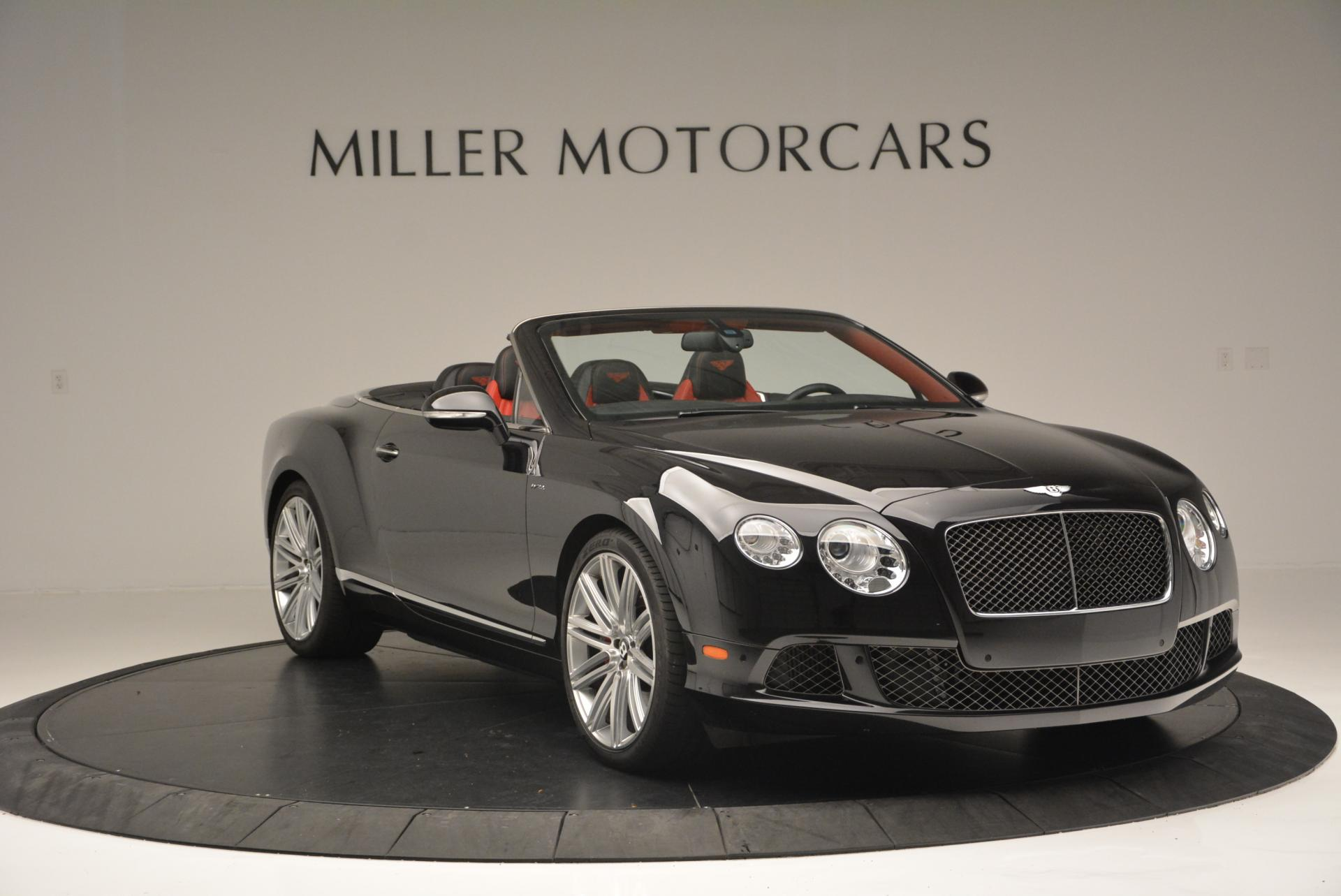 Used 2014 Bentley Continental GT Speed Convertible For Sale In Greenwich, CT. Alfa Romeo of Greenwich, 7001 18_p11
