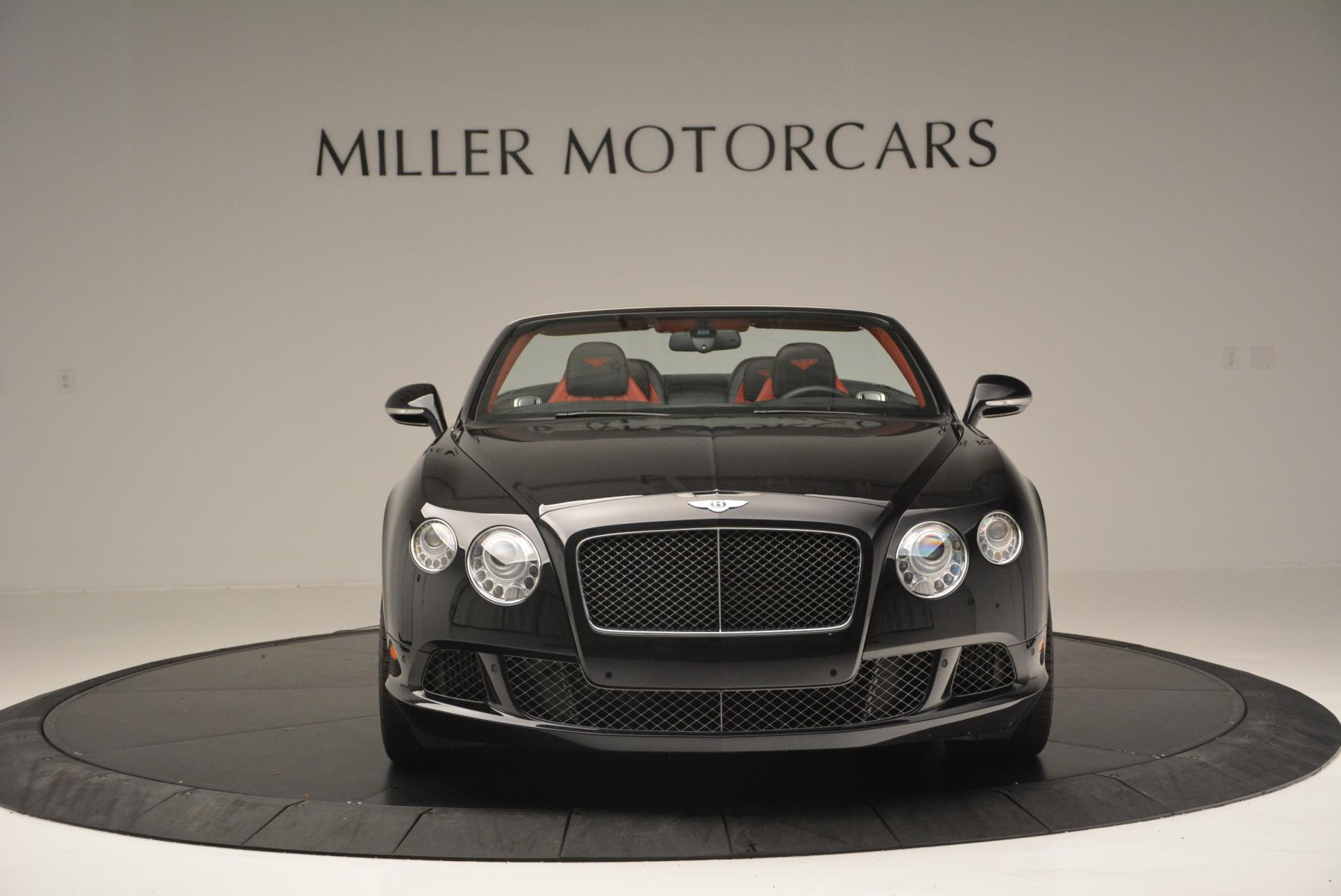 Used 2014 Bentley Continental GT Speed Convertible For Sale In Greenwich, CT. Alfa Romeo of Greenwich, 7001 18_p12