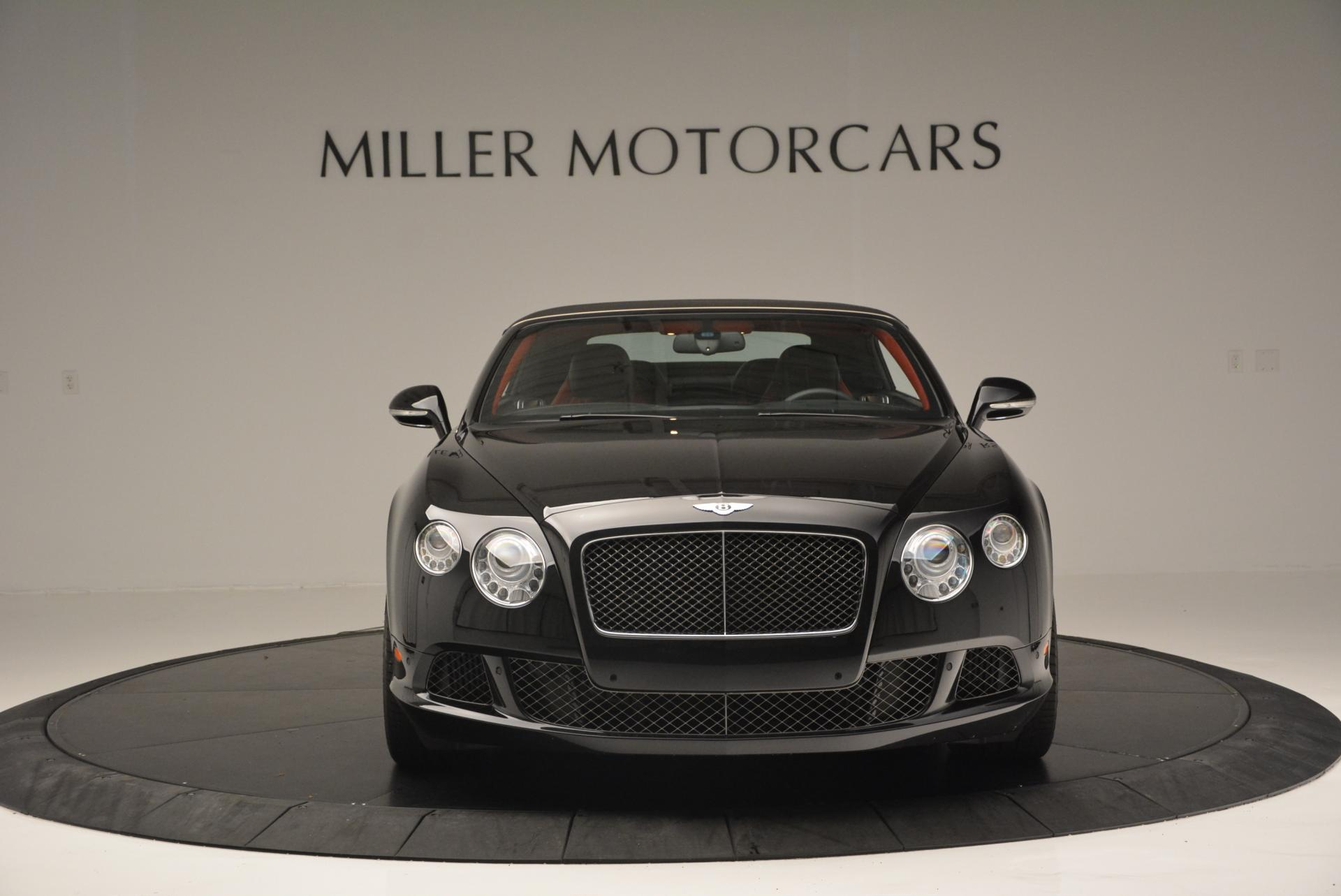 Used 2014 Bentley Continental GT Speed Convertible For Sale In Greenwich, CT. Alfa Romeo of Greenwich, 7001 18_p13