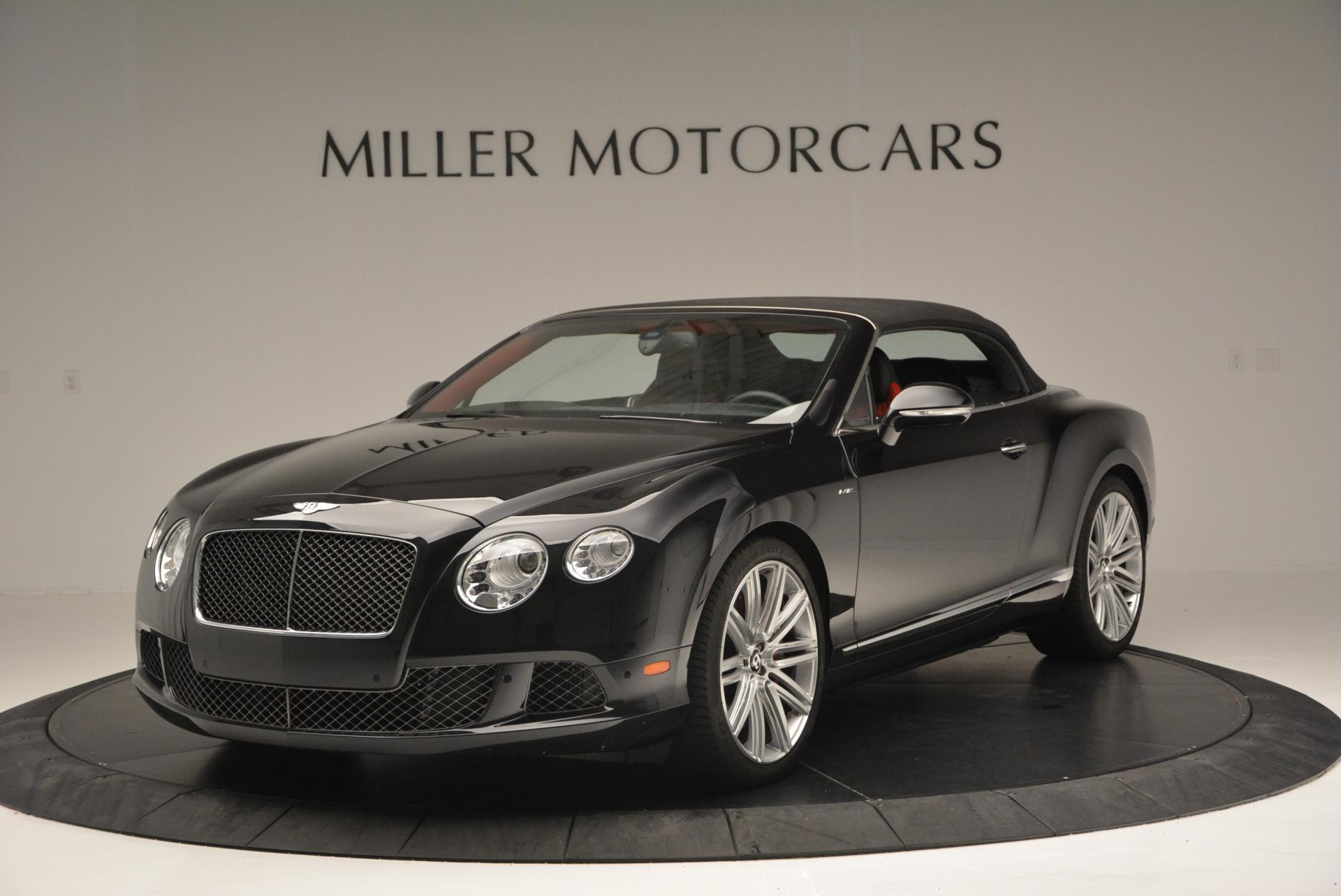Used 2014 Bentley Continental GT Speed Convertible For Sale In Greenwich, CT. Alfa Romeo of Greenwich, 7001 18_p14