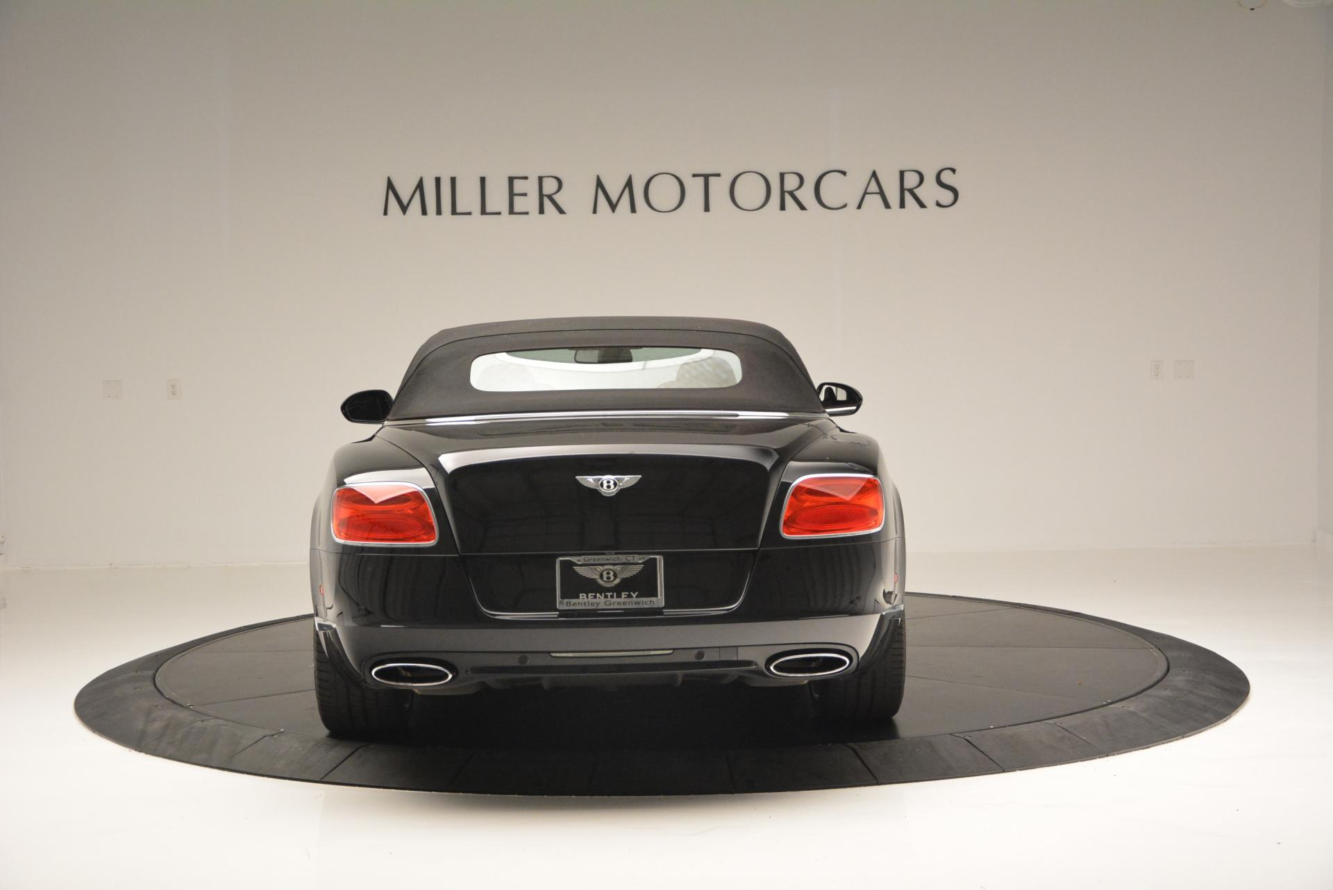 Used 2014 Bentley Continental GT Speed Convertible For Sale In Greenwich, CT. Alfa Romeo of Greenwich, 7001 18_p19