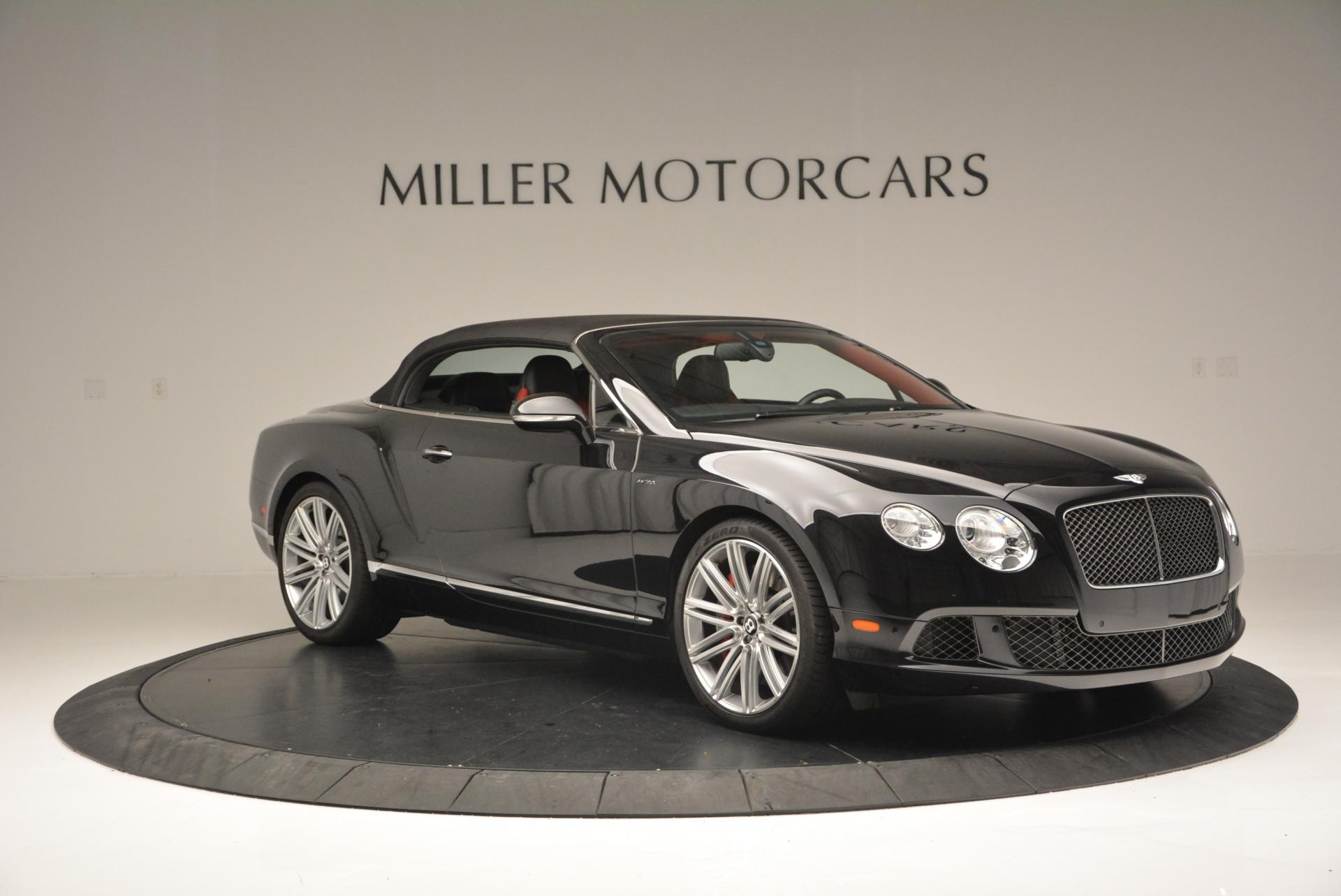 Used 2014 Bentley Continental GT Speed Convertible For Sale In Greenwich, CT. Alfa Romeo of Greenwich, 7001 18_p23
