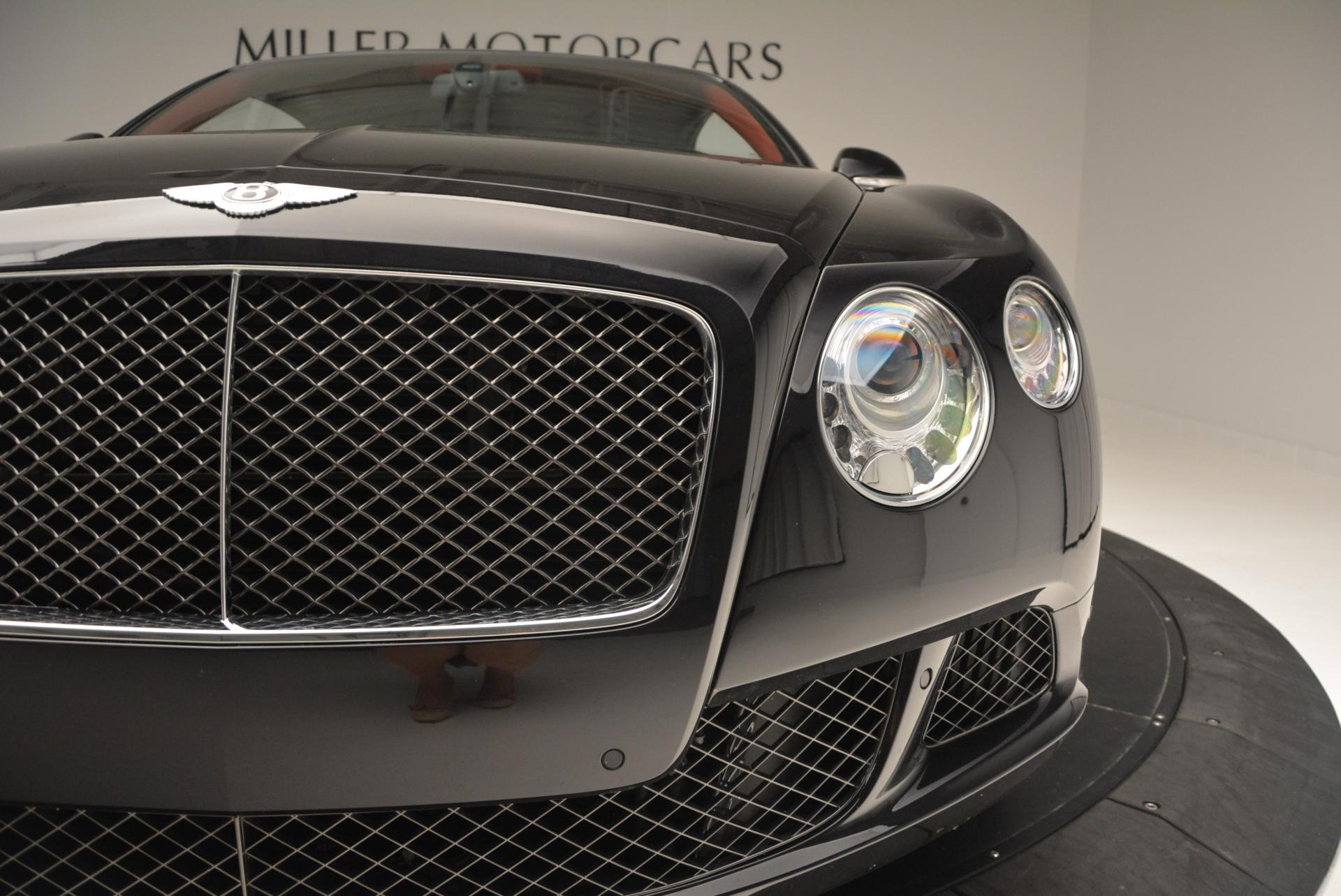 Used 2014 Bentley Continental GT Speed Convertible For Sale In Greenwich, CT. Alfa Romeo of Greenwich, 7001 18_p27