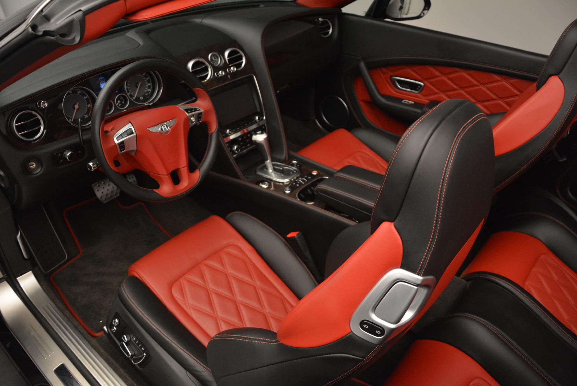 Used 2014 Bentley Continental GT Speed Convertible For Sale In Greenwich, CT. Alfa Romeo of Greenwich, 7001 18_p29
