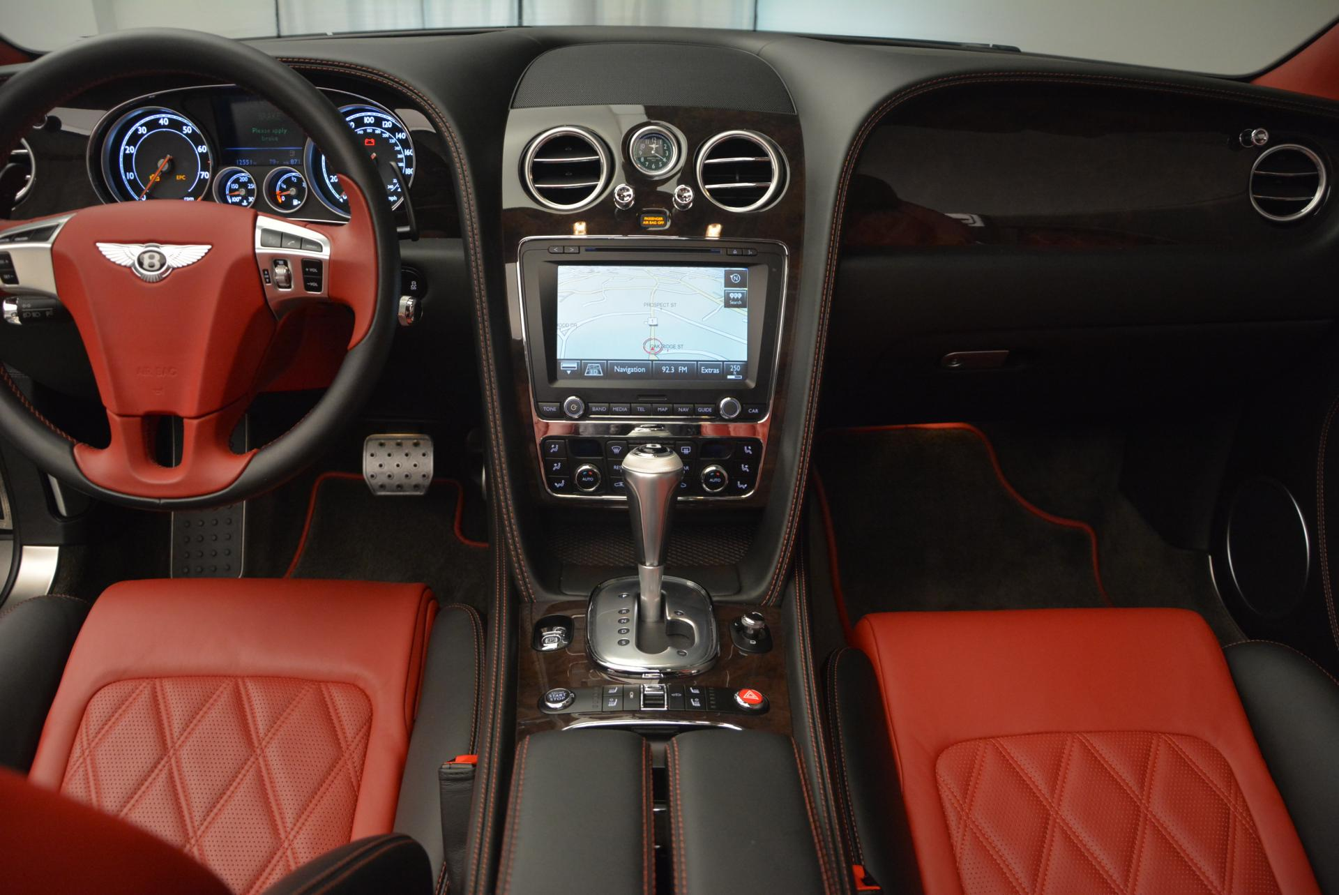 Used 2014 Bentley Continental GT Speed Convertible For Sale In Greenwich, CT. Alfa Romeo of Greenwich, 7001 18_p36
