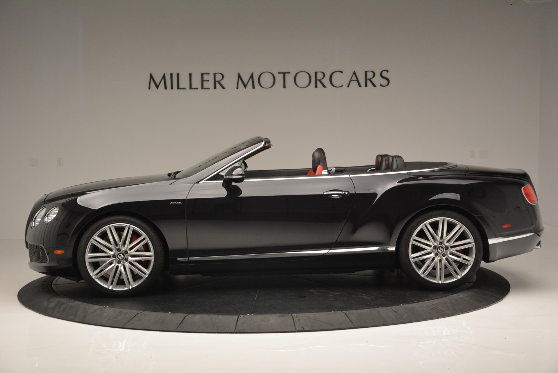 Used 2014 Bentley Continental GT Speed Convertible For Sale In Greenwich, CT. Alfa Romeo of Greenwich, 7001 18_p3