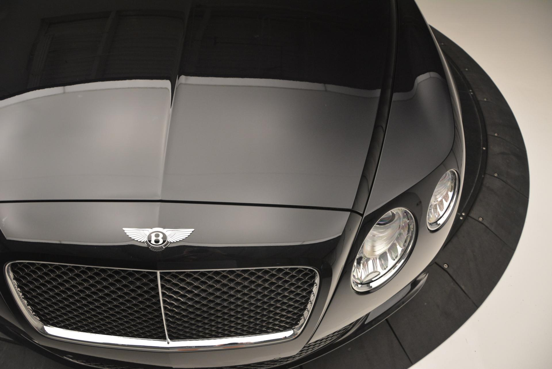 Used 2014 Bentley Continental GT Speed Convertible For Sale In Greenwich, CT. Alfa Romeo of Greenwich, 7001 18_p48