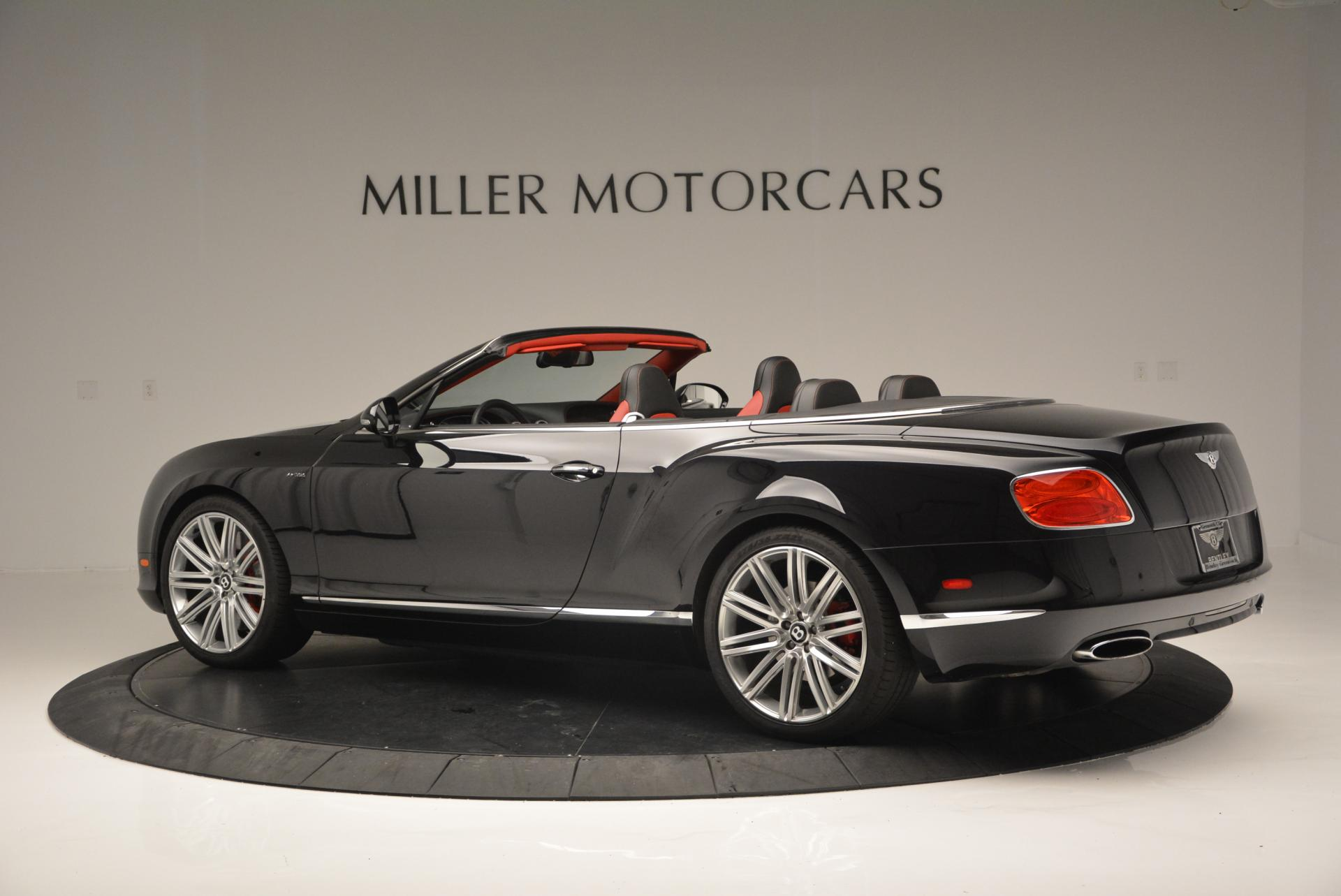 Used 2014 Bentley Continental GT Speed Convertible For Sale In Greenwich, CT. Alfa Romeo of Greenwich, 7001 18_p4