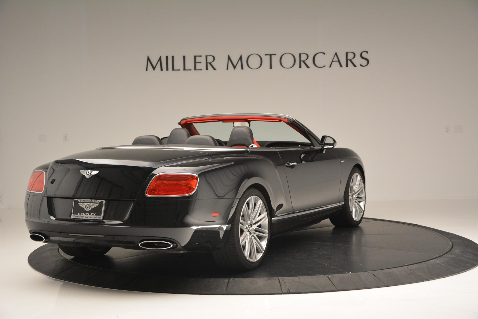 Used 2014 Bentley Continental GT Speed Convertible For Sale In Greenwich, CT. Alfa Romeo of Greenwich, 7001 18_p7