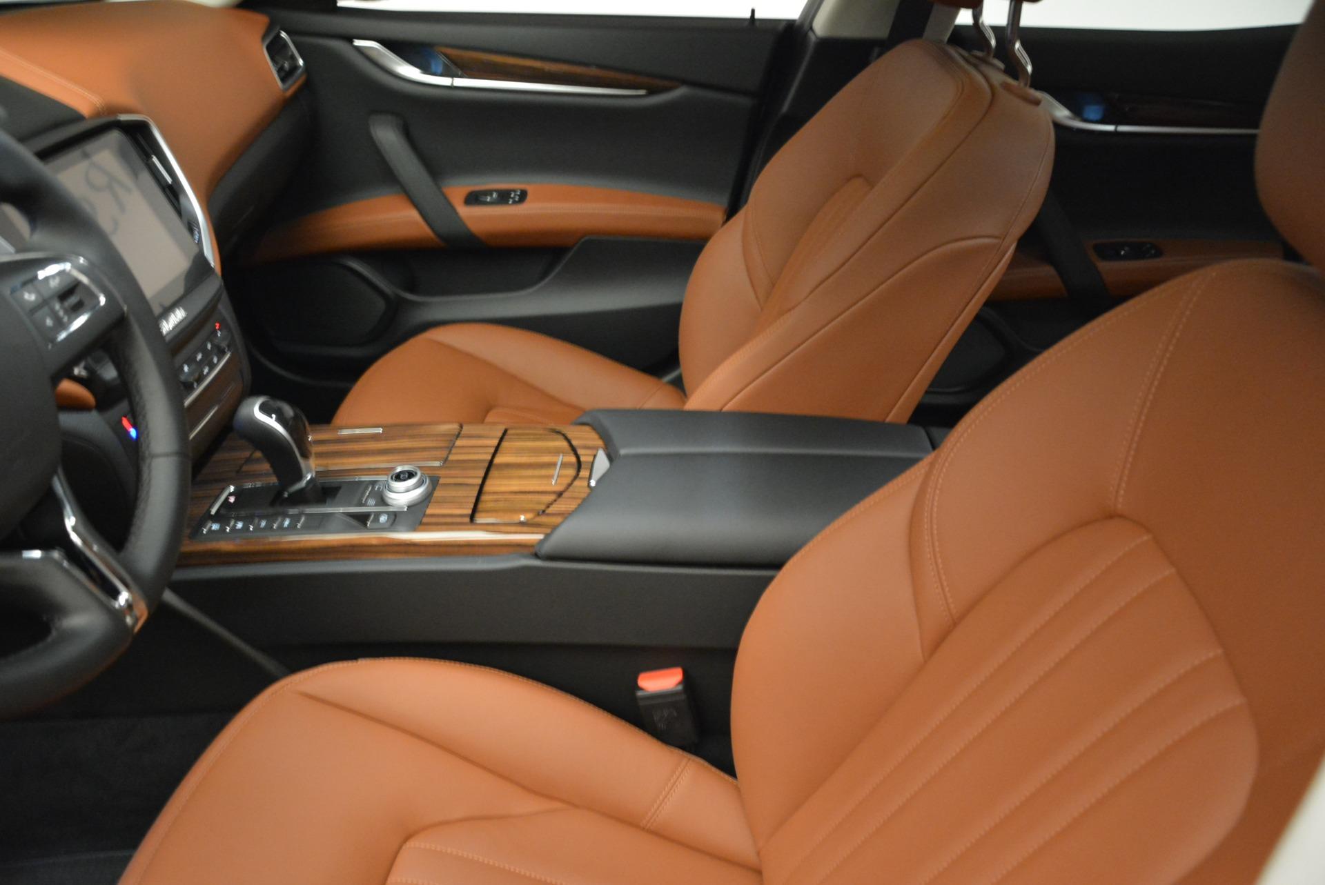 New 2018 Maserati Ghibli S Q4 For Sale In Greenwich, CT. Alfa Romeo of Greenwich, W534 1800_p14
