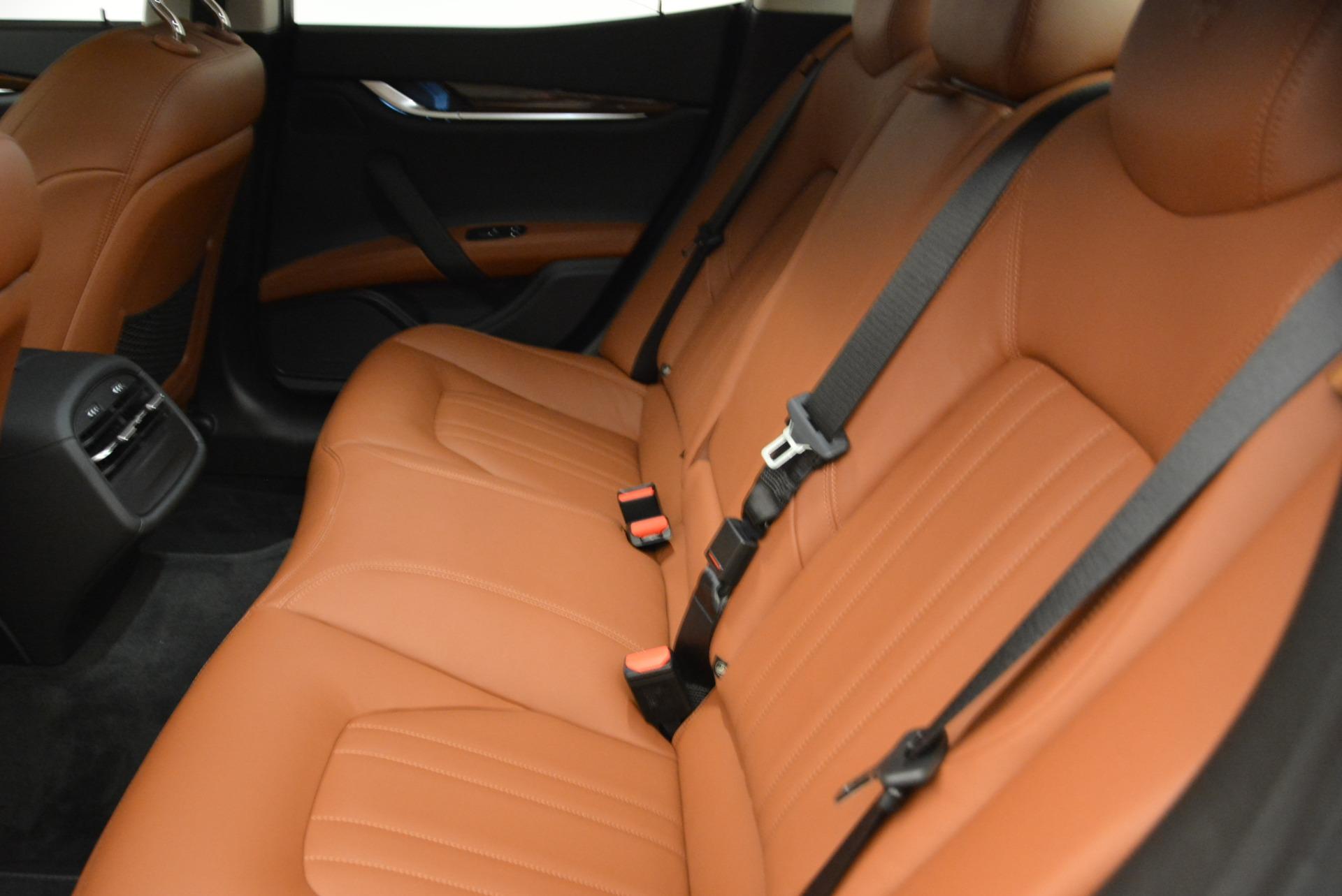 New 2018 Maserati Ghibli S Q4 For Sale In Greenwich, CT. Alfa Romeo of Greenwich, W534 1800_p17