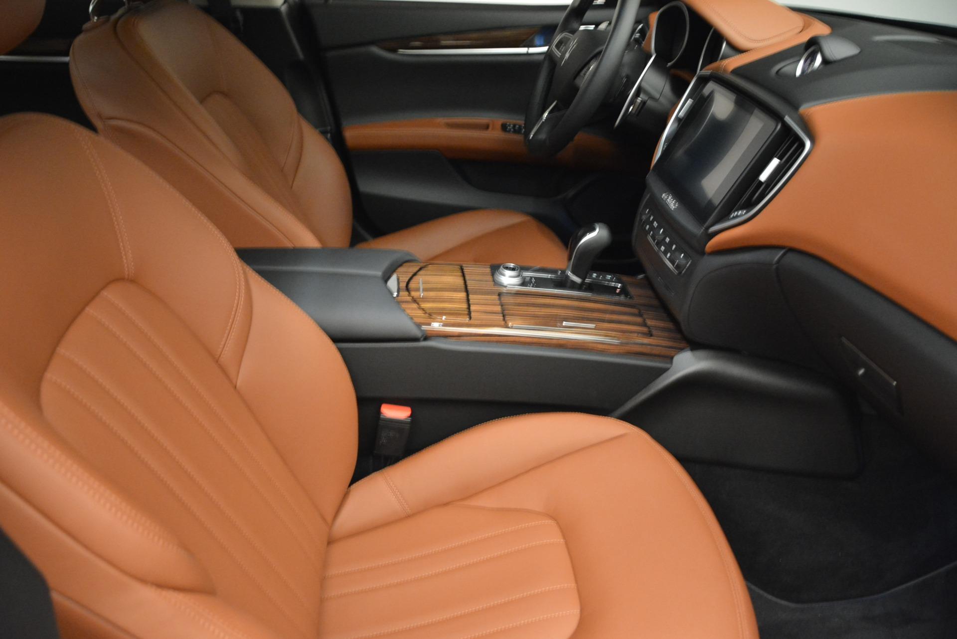 New 2018 Maserati Ghibli S Q4 For Sale In Greenwich, CT. Alfa Romeo of Greenwich, W534 1800_p20