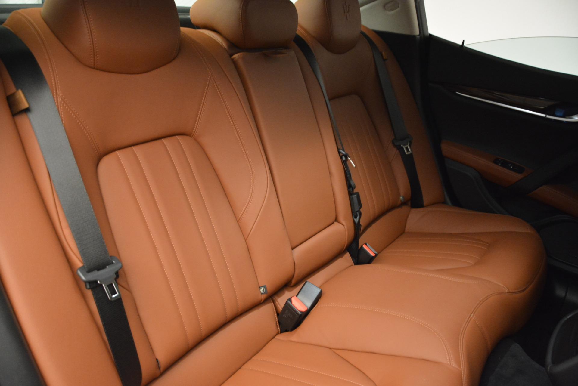 New 2018 Maserati Ghibli S Q4 For Sale In Greenwich, CT. Alfa Romeo of Greenwich, W534 1800_p24