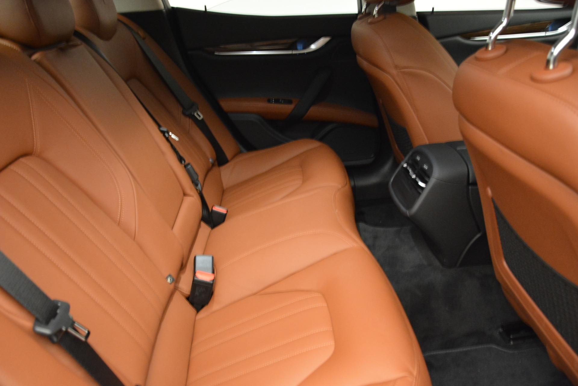 New 2018 Maserati Ghibli S Q4 For Sale In Greenwich, CT. Alfa Romeo of Greenwich, W534 1800_p25