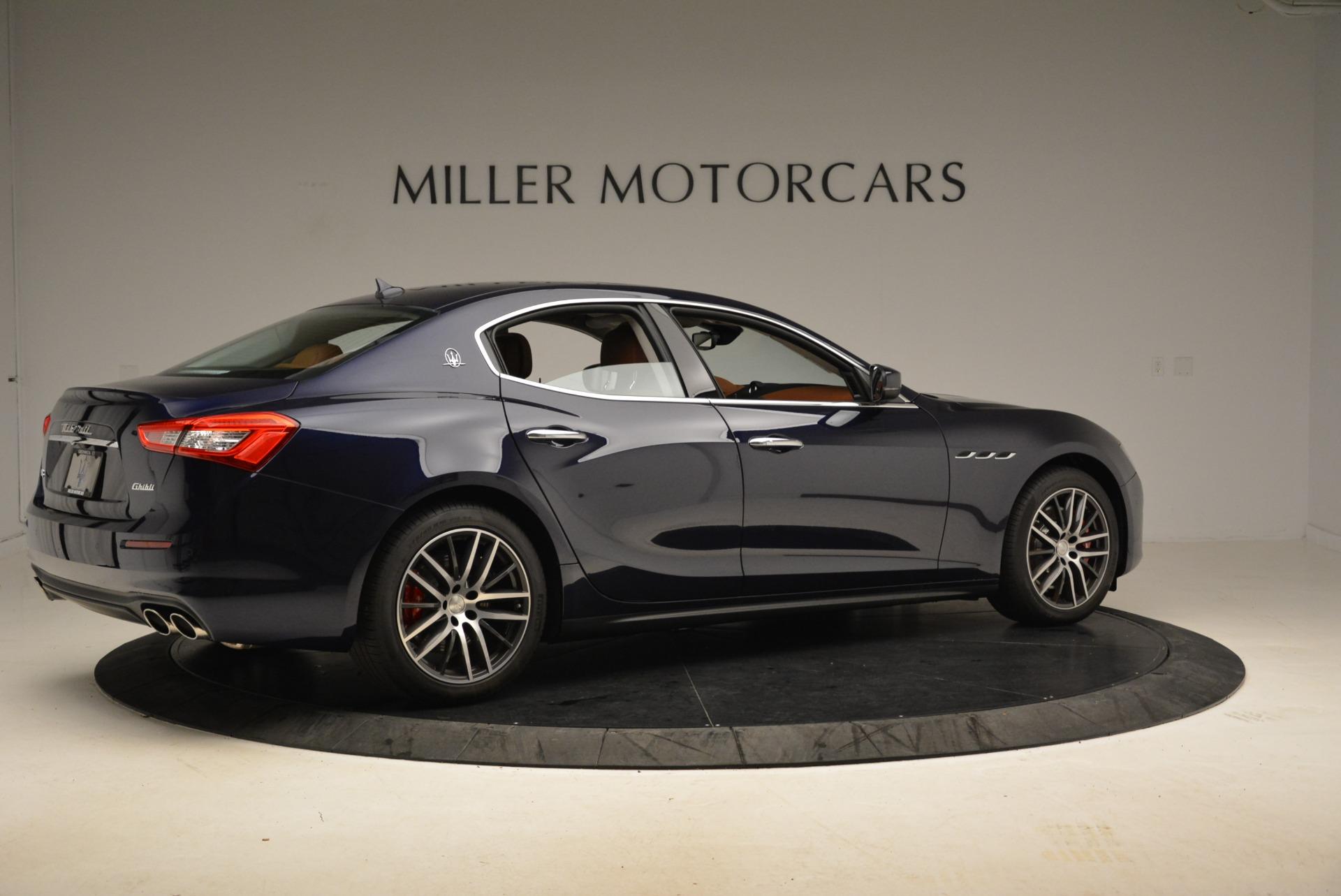 New 2018 Maserati Ghibli S Q4 For Sale In Greenwich, CT. Alfa Romeo of Greenwich, W534 1800_p8