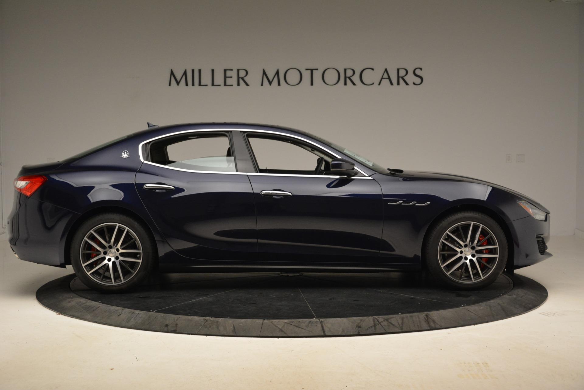New 2018 Maserati Ghibli S Q4 For Sale In Greenwich, CT. Alfa Romeo of Greenwich, W534 1800_p9