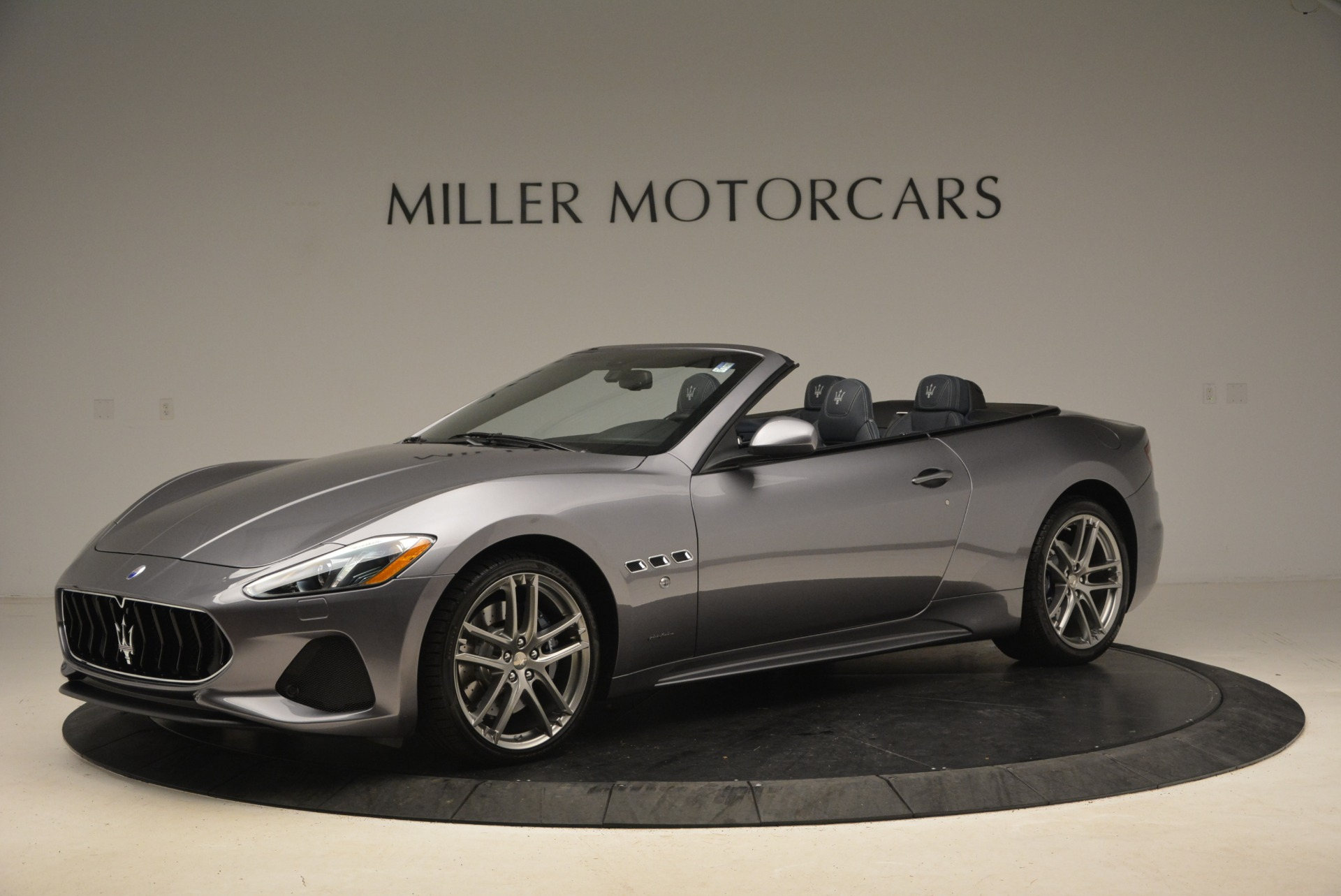 New 2018 Maserati GranTurismo Sport Convertible For Sale In Greenwich, CT. Alfa Romeo of Greenwich, W647