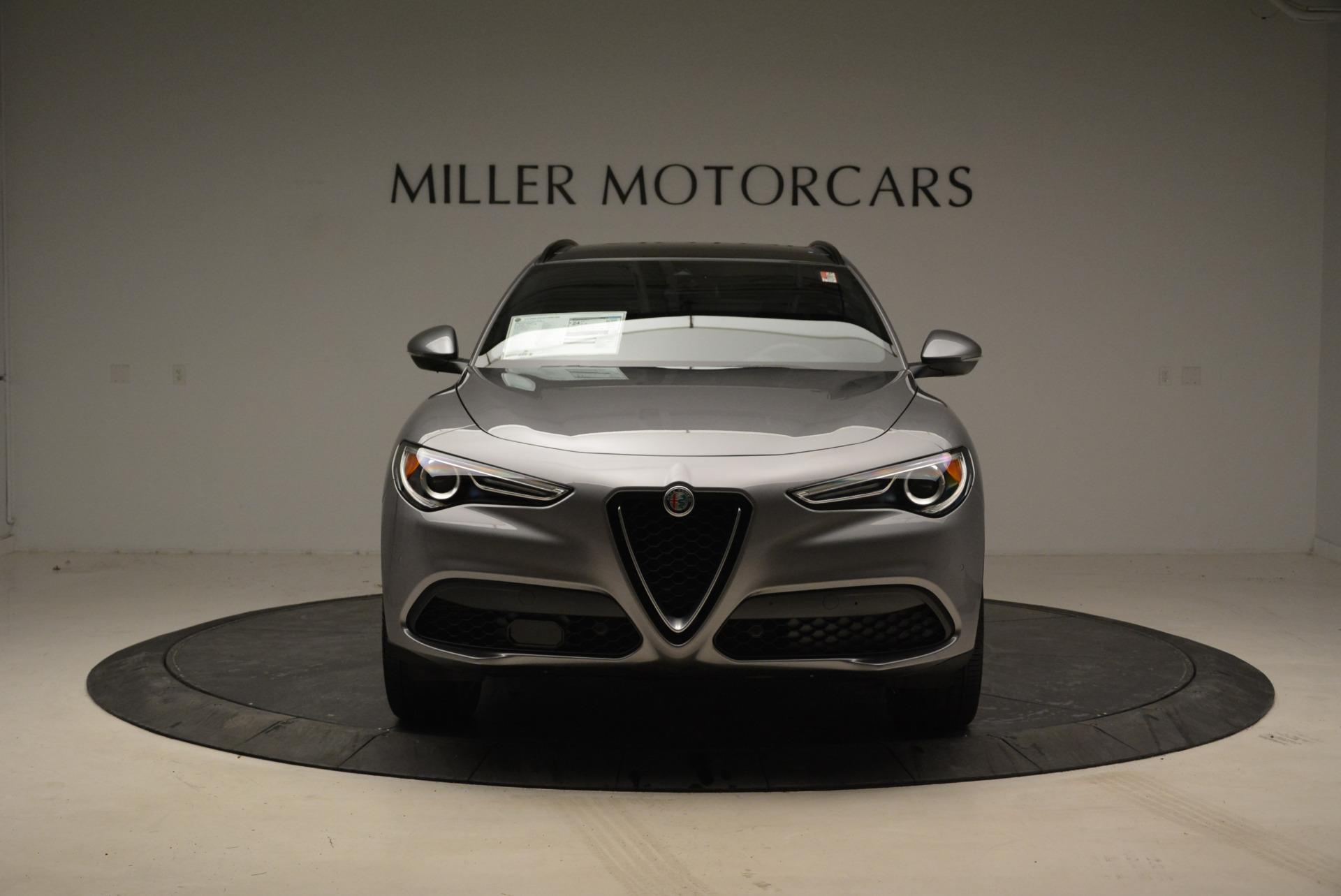 New 2018 Alfa Romeo Stelvio Ti Sport Q4 For Sale In Greenwich, CT. Alfa Romeo of Greenwich, L308 1805_p12