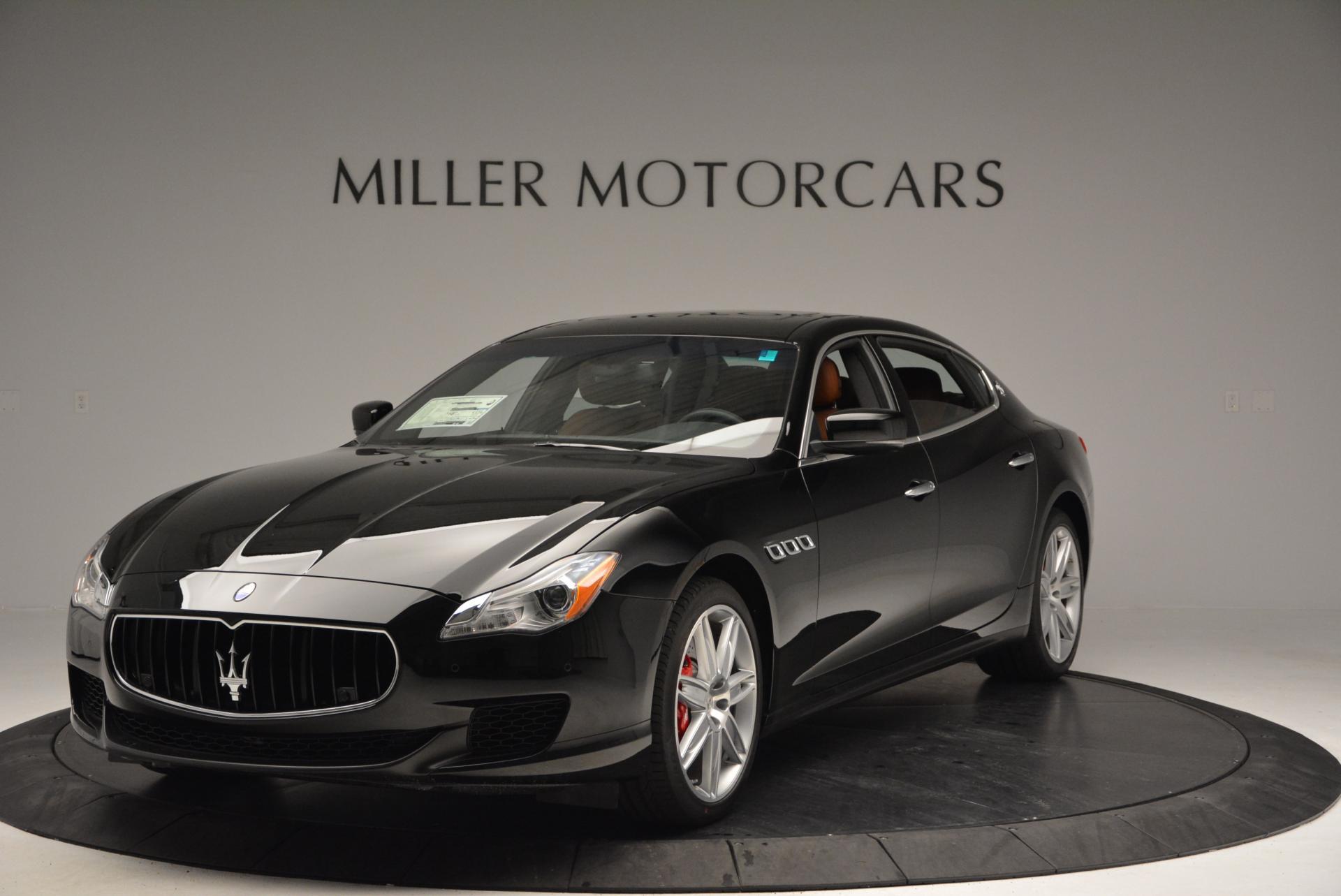 New 2016 Maserati Quattroporte S Q4 For Sale In Greenwich, CT. Alfa Romeo of Greenwich, M1573 181_main