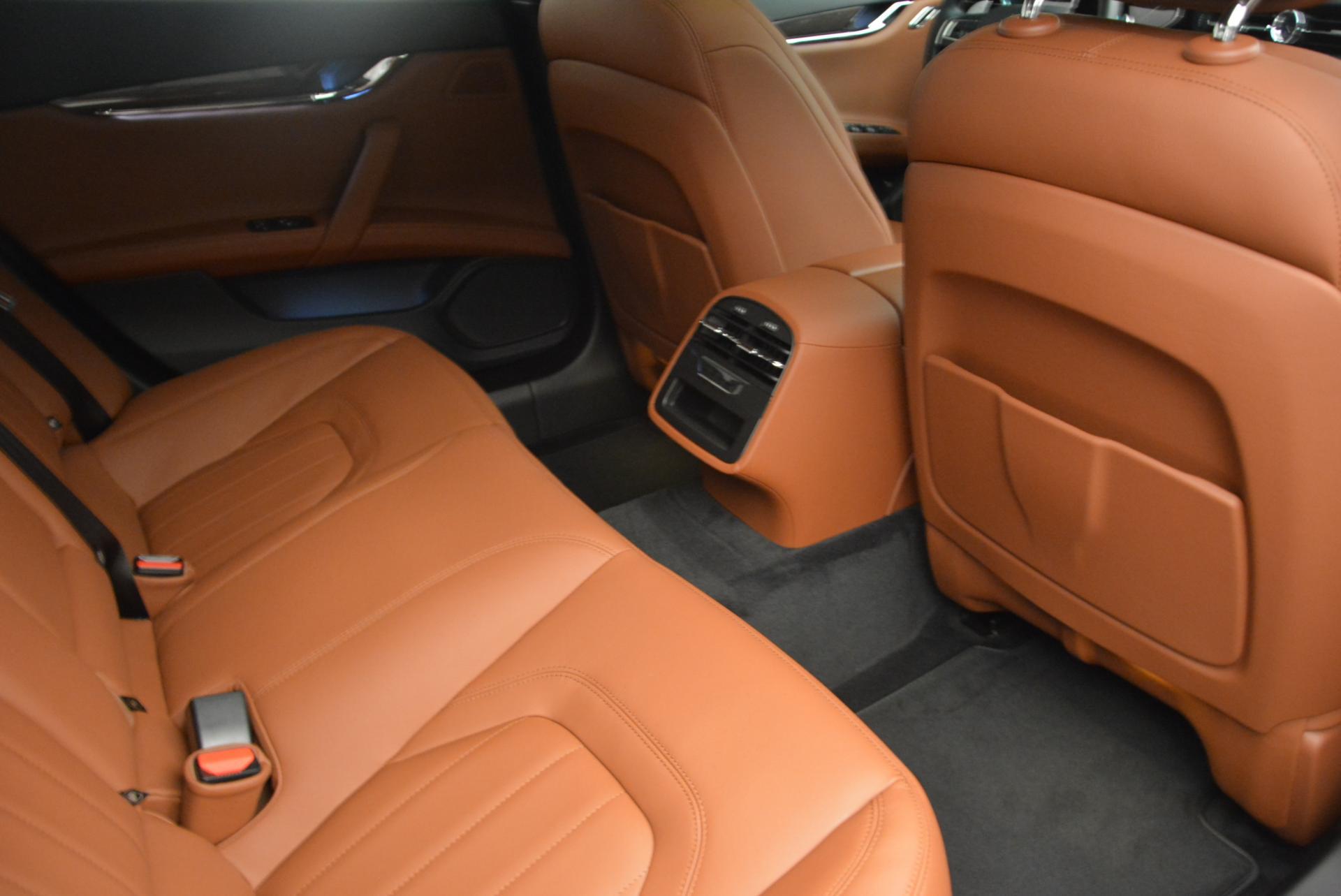 New 2016 Maserati Quattroporte S Q4 For Sale In Greenwich, CT. Alfa Romeo of Greenwich, M1573 181_p21