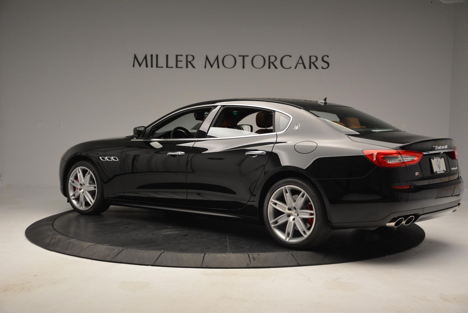 New 2016 Maserati Quattroporte S Q4 For Sale In Greenwich, CT. Alfa Romeo of Greenwich, M1573 181_p5