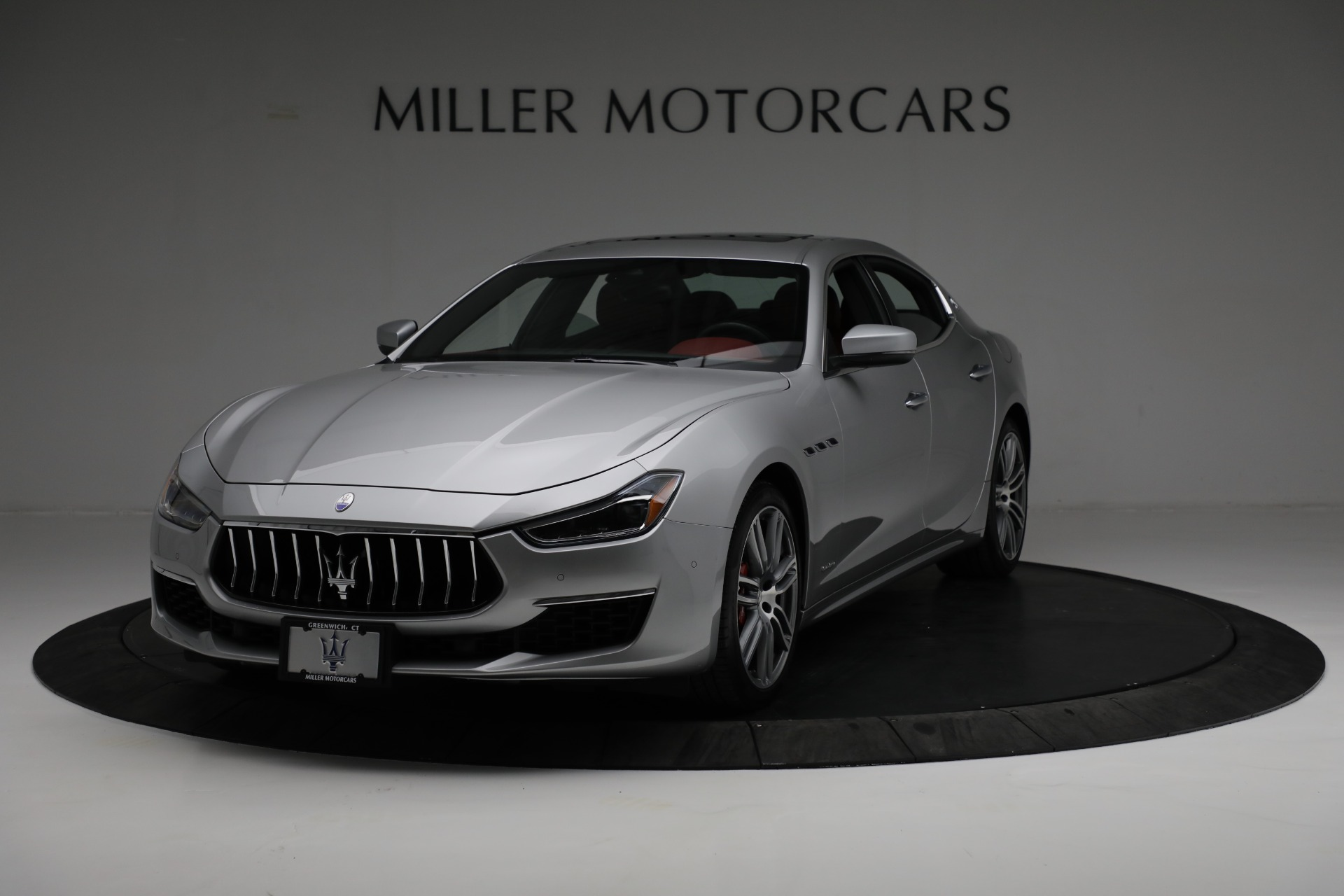 New 2018 Maserati Ghibli S Q4 GranLusso For Sale In Greenwich, CT. Alfa Romeo of Greenwich, W527