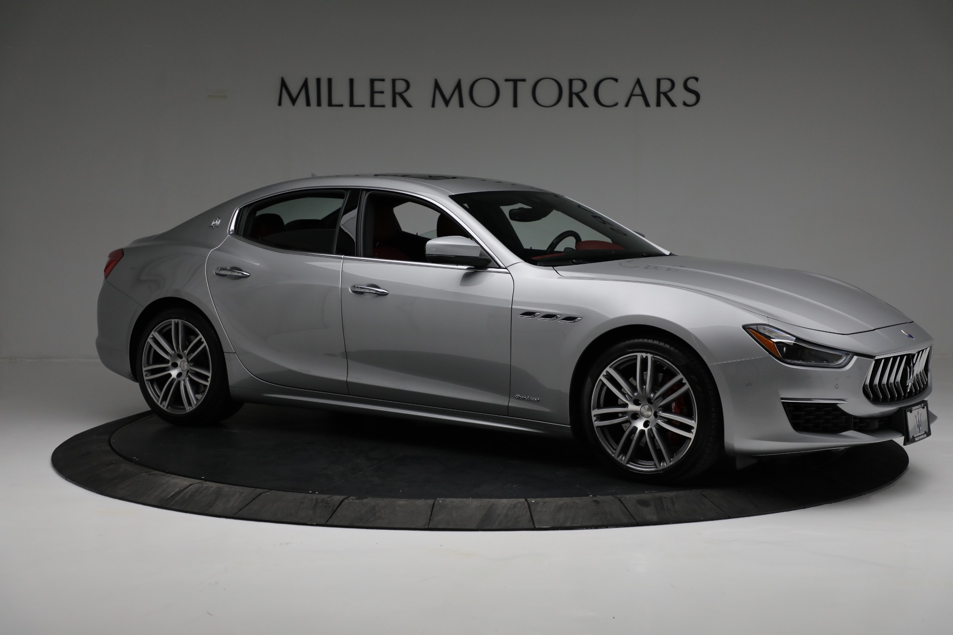 New 2018 Maserati Ghibli S Q4 GranLusso For Sale In Greenwich, CT. Alfa Romeo of Greenwich, W527 1810_p10