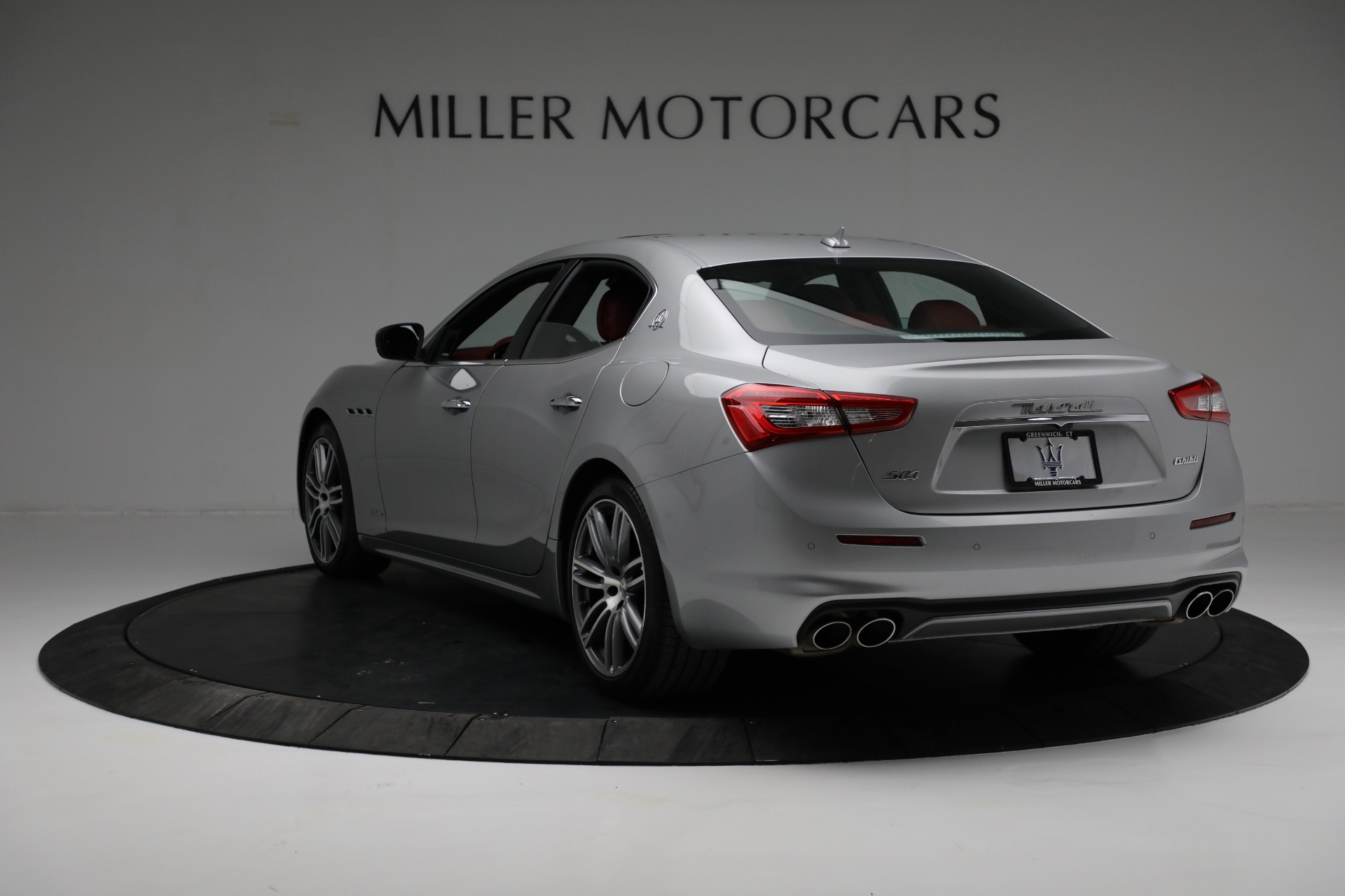 New 2018 Maserati Ghibli S Q4 GranLusso For Sale In Greenwich, CT. Alfa Romeo of Greenwich, W527 1810_p5