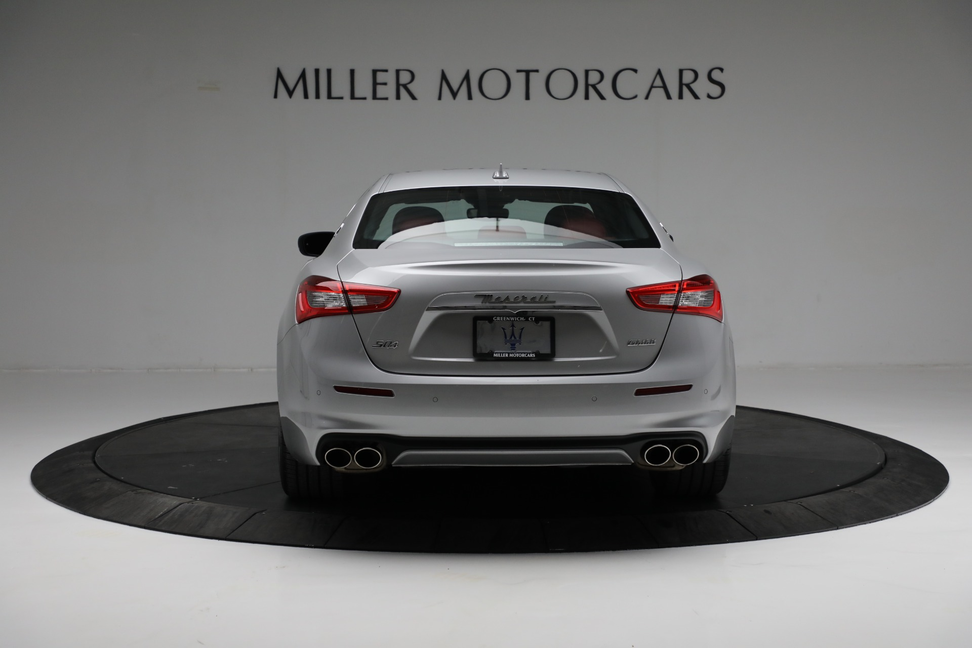 New 2018 Maserati Ghibli S Q4 GranLusso For Sale In Greenwich, CT. Alfa Romeo of Greenwich, W527 1810_p6