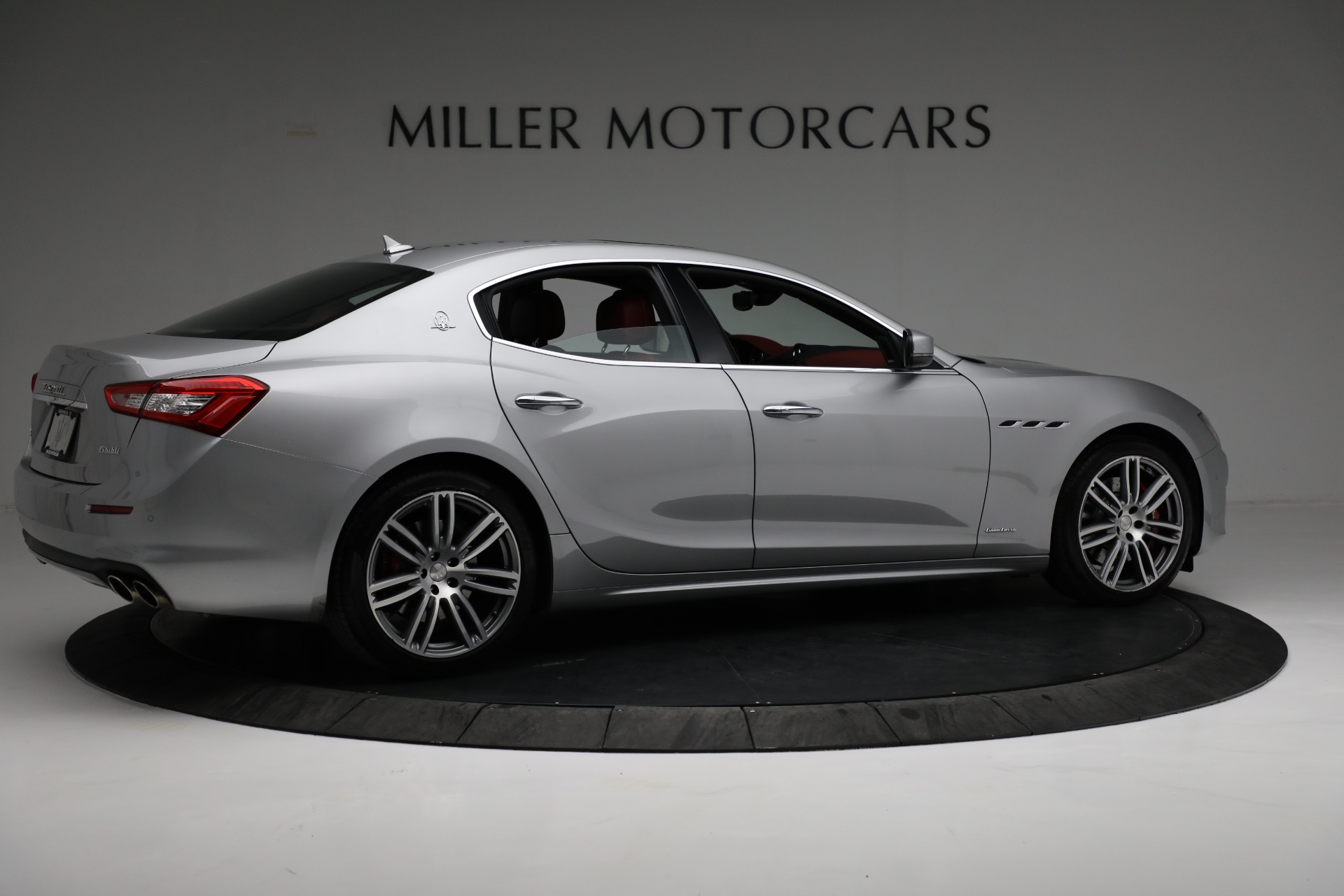 New 2018 Maserati Ghibli S Q4 GranLusso For Sale In Greenwich, CT. Alfa Romeo of Greenwich, W527 1810_p8