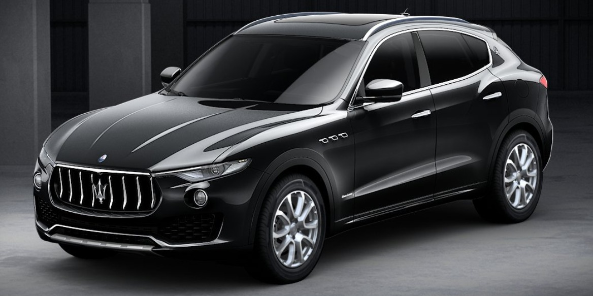 New 2018 Maserati Levante Q4 GranLusso For Sale In Greenwich, CT. Alfa Romeo of Greenwich, W528 1811_main