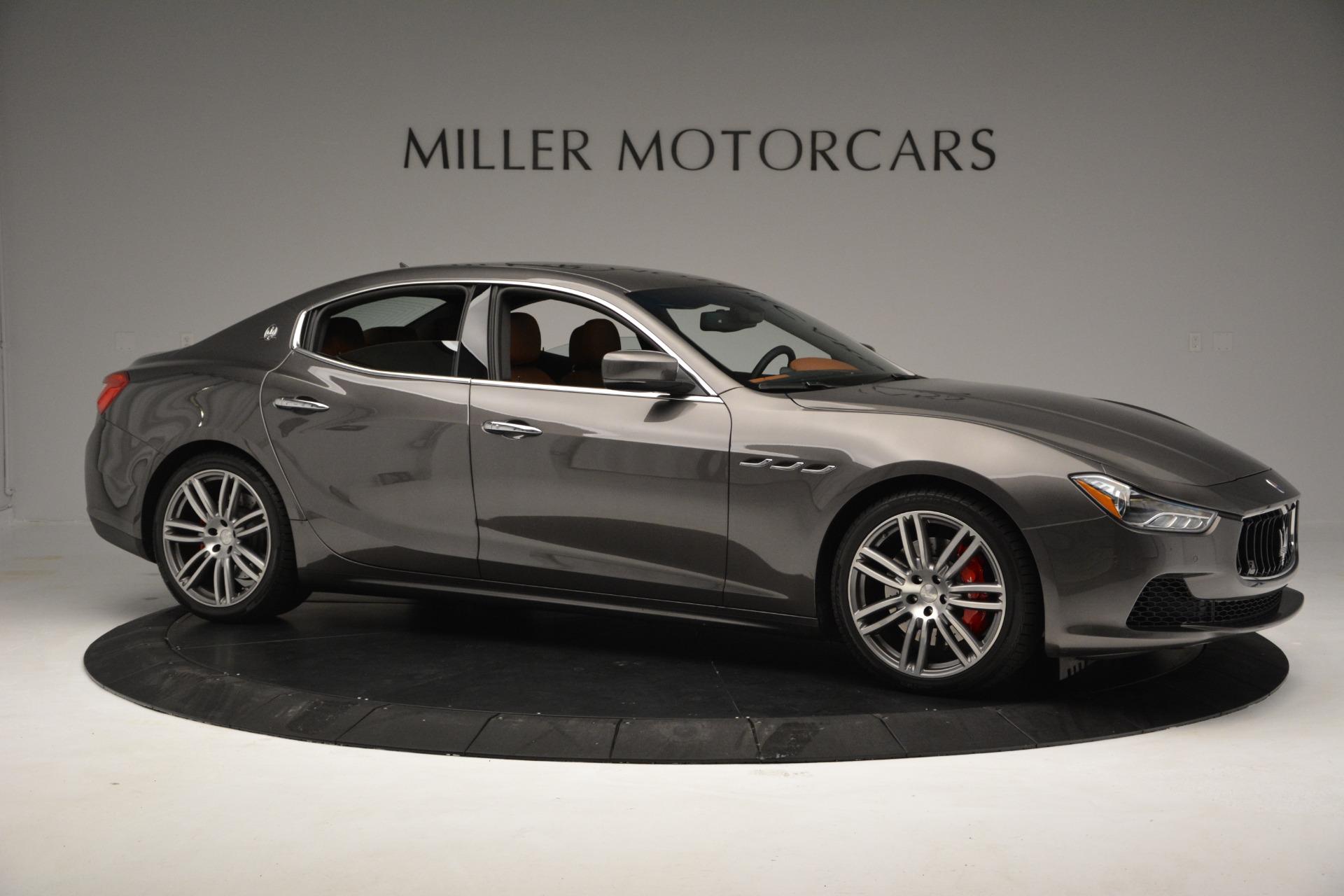 New 2018 Maserati Ghibli S Q4 For Sale In Greenwich, CT. Alfa Romeo of Greenwich, W533 1812_p11