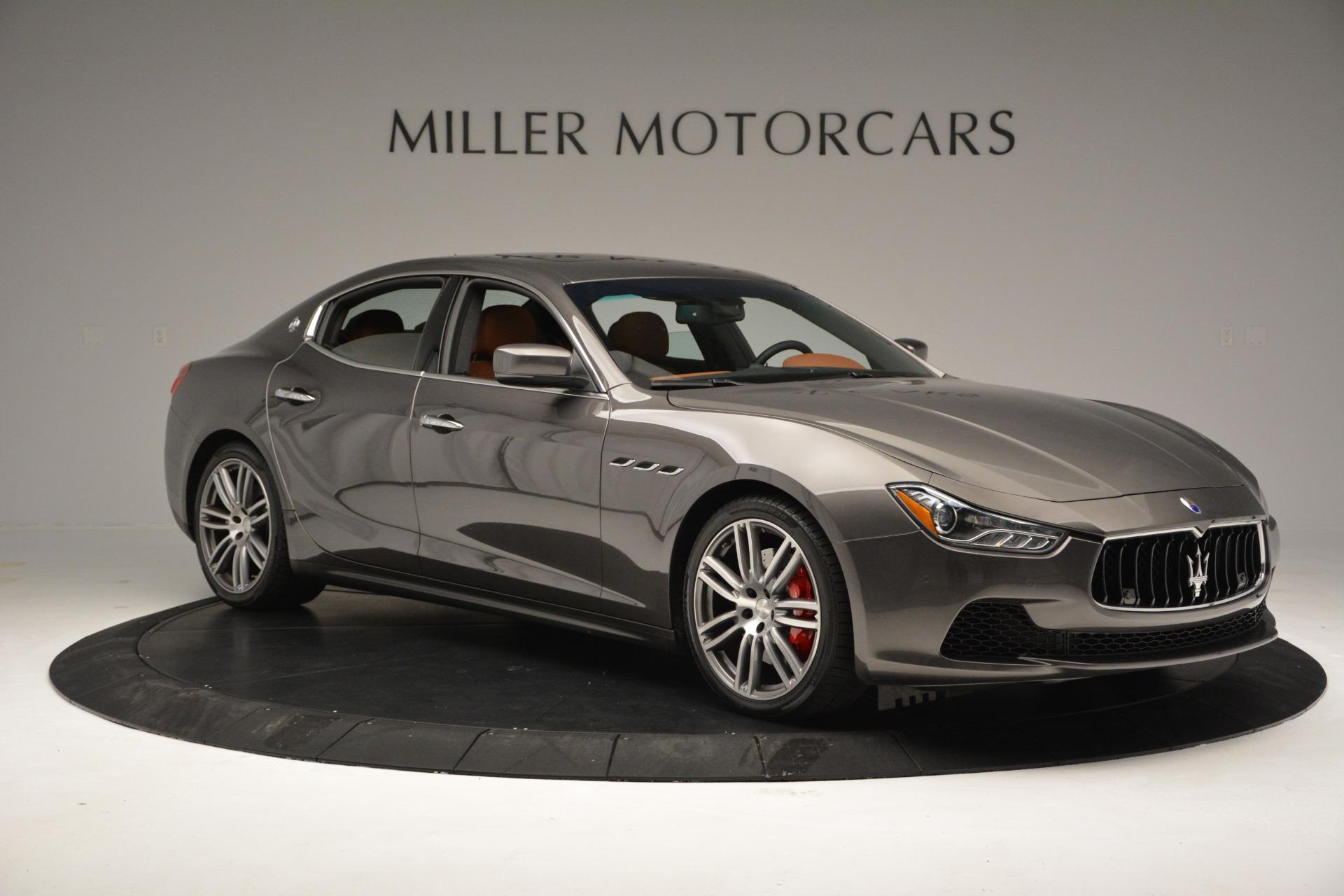 New 2018 Maserati Ghibli S Q4 For Sale In Greenwich, CT. Alfa Romeo of Greenwich, W533 1812_p12