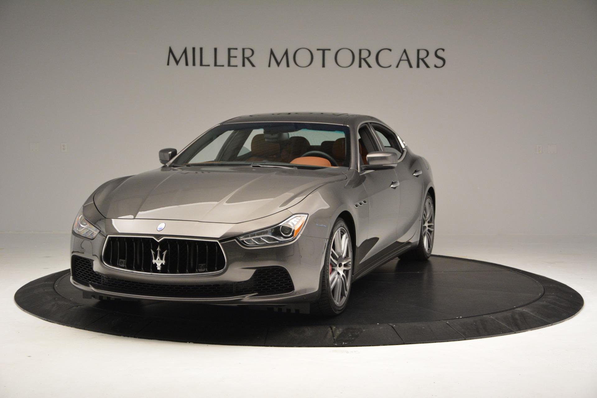 New 2018 Maserati Ghibli S Q4 For Sale In Greenwich, CT. Alfa Romeo of Greenwich, W533 1812_p2
