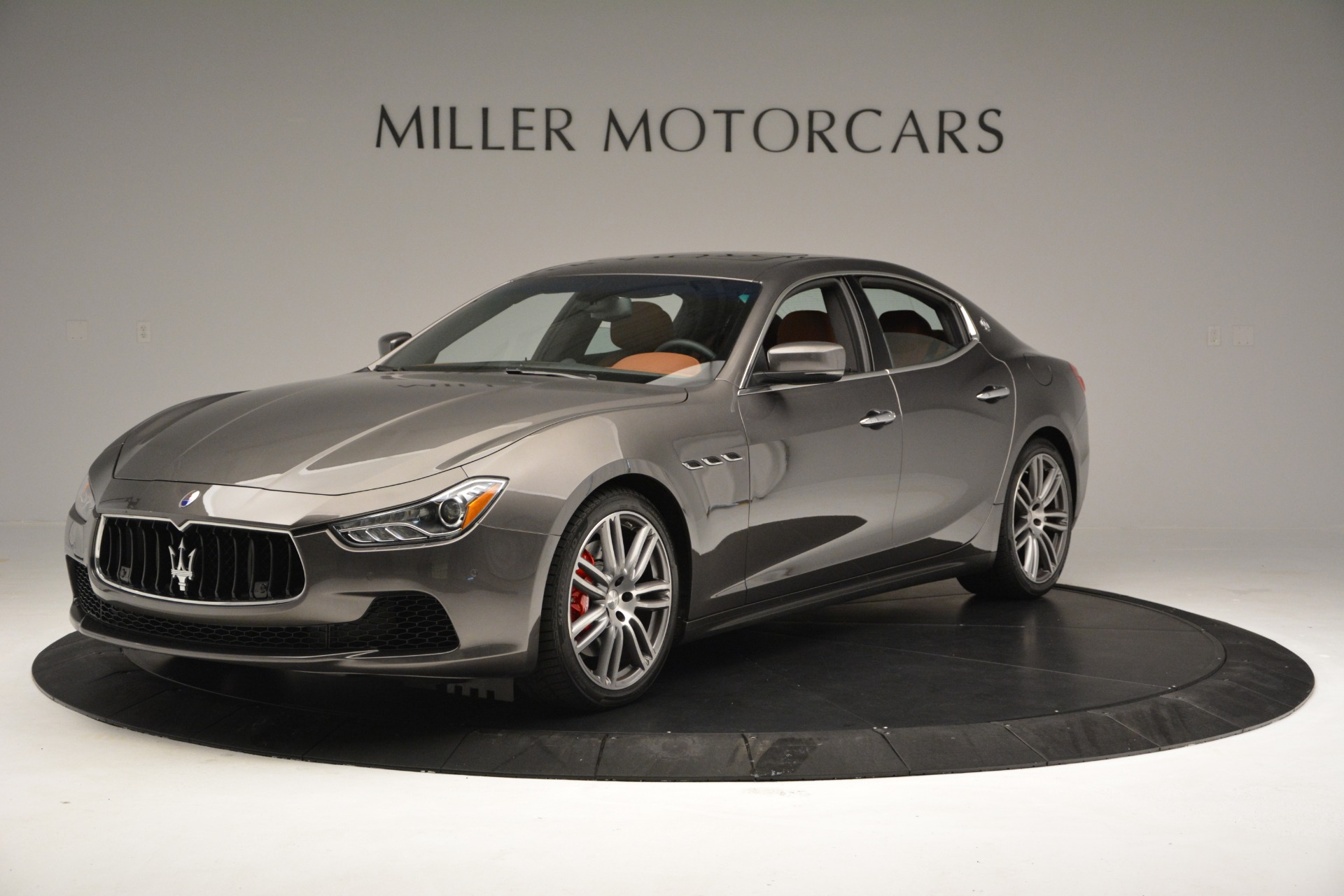 New 2018 Maserati Ghibli S Q4 For Sale In Greenwich, CT. Alfa Romeo of Greenwich, W533 1812_p3