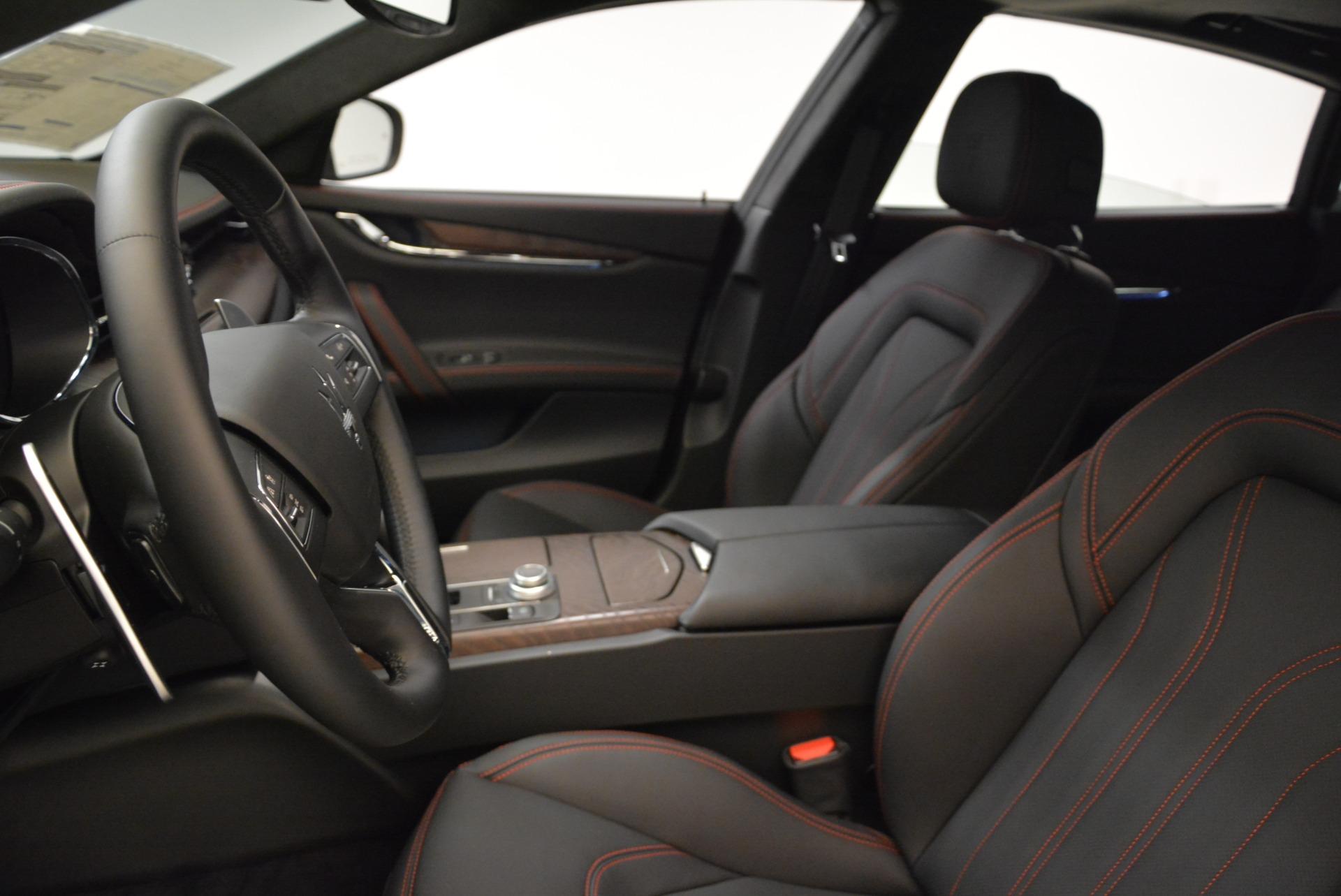 New 2018 Maserati Quattroporte S Q4 GranLusso For Sale In Greenwich, CT. Alfa Romeo of Greenwich, M1977 1815_p13