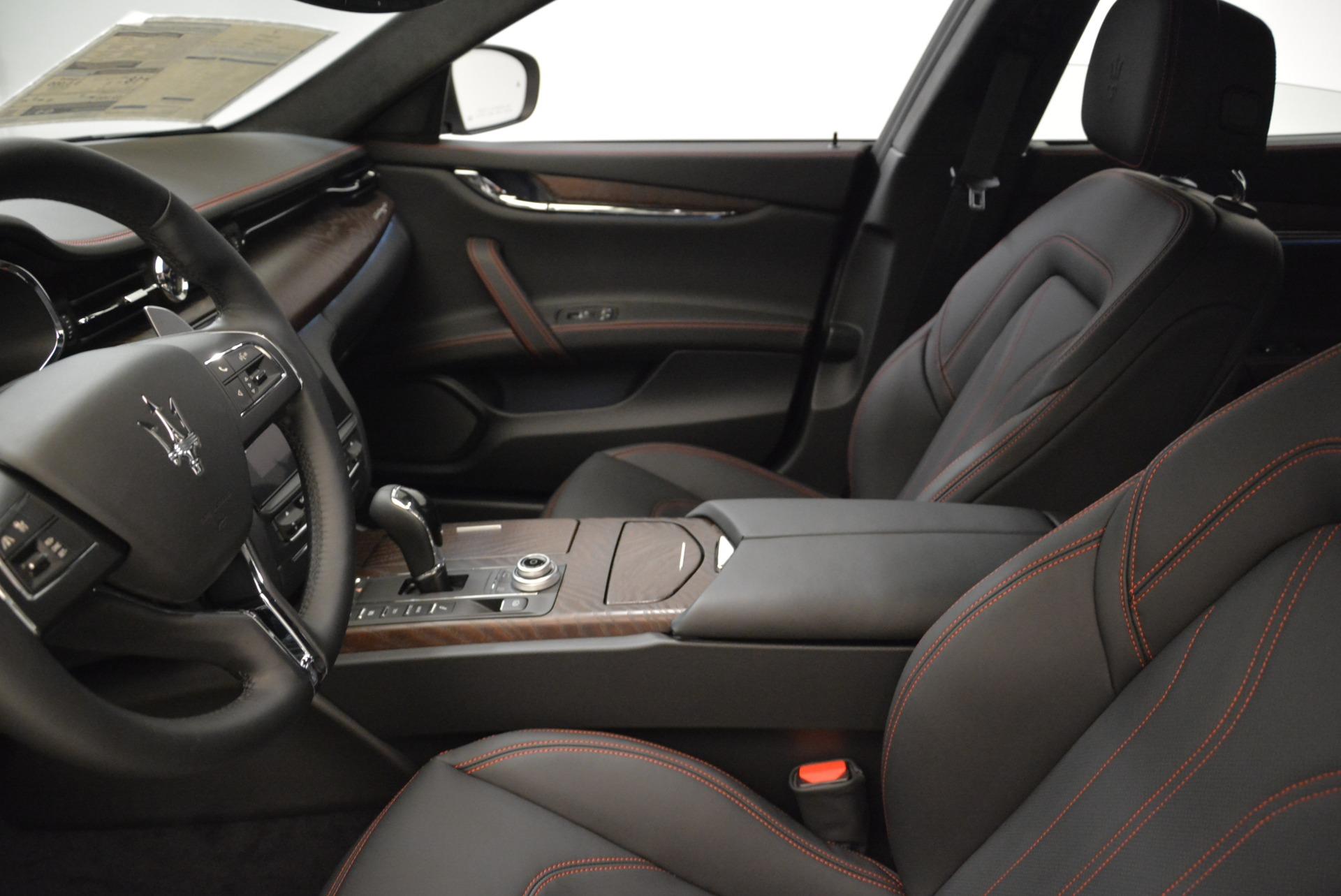 New 2018 Maserati Quattroporte S Q4 GranLusso For Sale In Greenwich, CT. Alfa Romeo of Greenwich, M1977 1815_p14