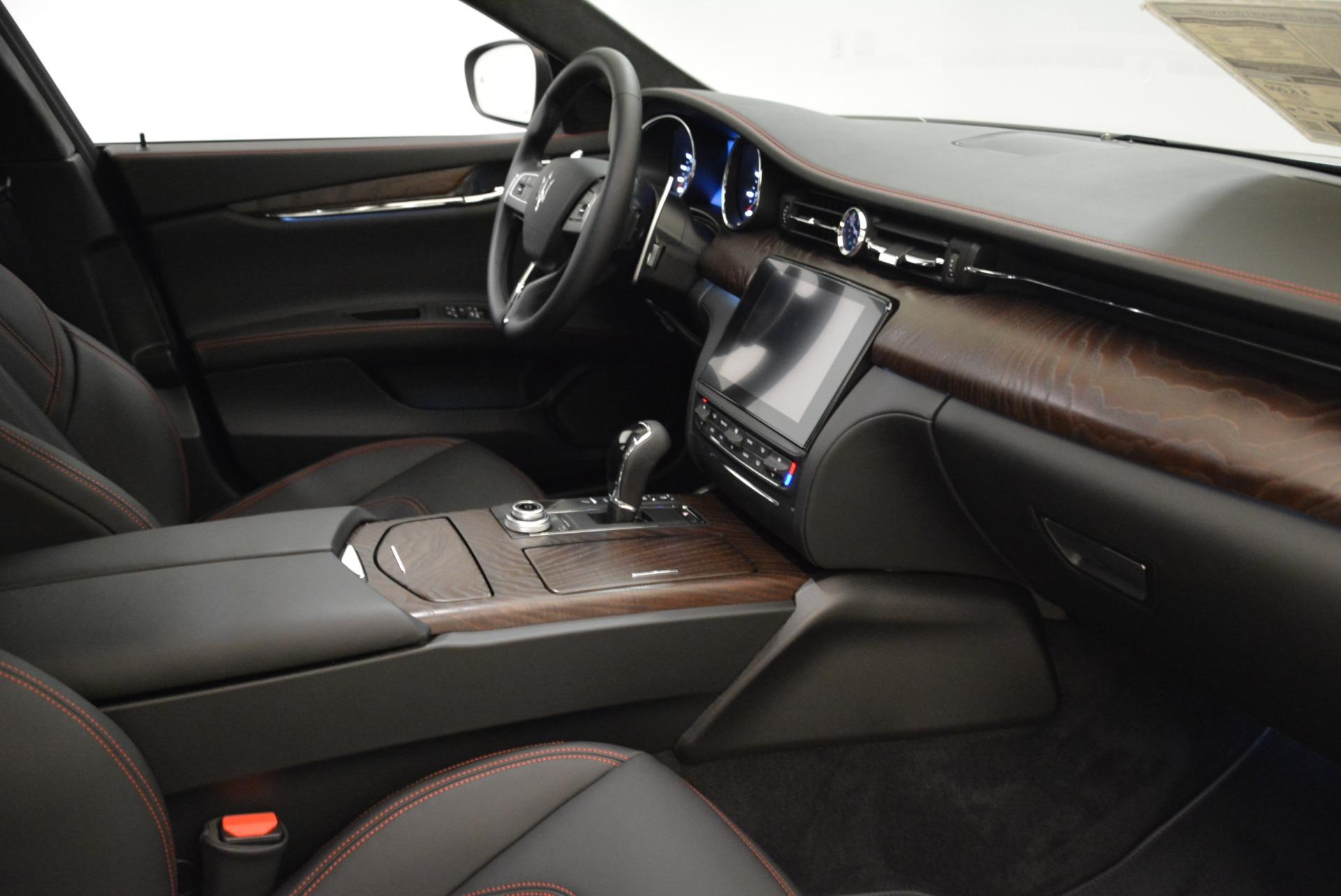 New 2018 Maserati Quattroporte S Q4 GranLusso For Sale In Greenwich, CT. Alfa Romeo of Greenwich, M1977 1815_p20