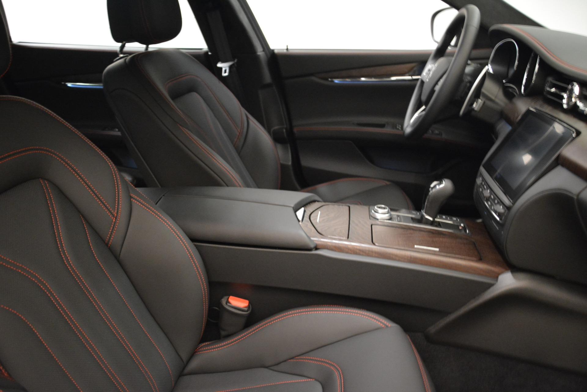 New 2018 Maserati Quattroporte S Q4 GranLusso For Sale In Greenwich, CT. Alfa Romeo of Greenwich, M1977 1815_p21