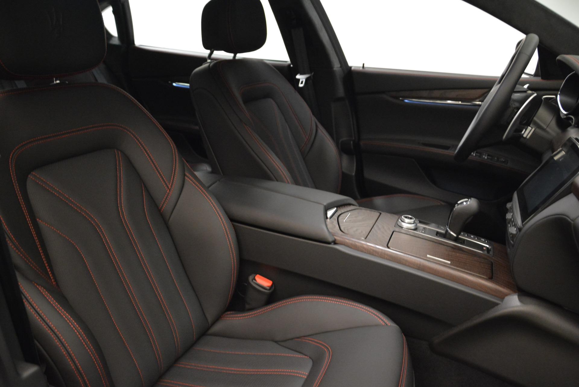 New 2018 Maserati Quattroporte S Q4 GranLusso For Sale In Greenwich, CT. Alfa Romeo of Greenwich, M1977 1815_p22