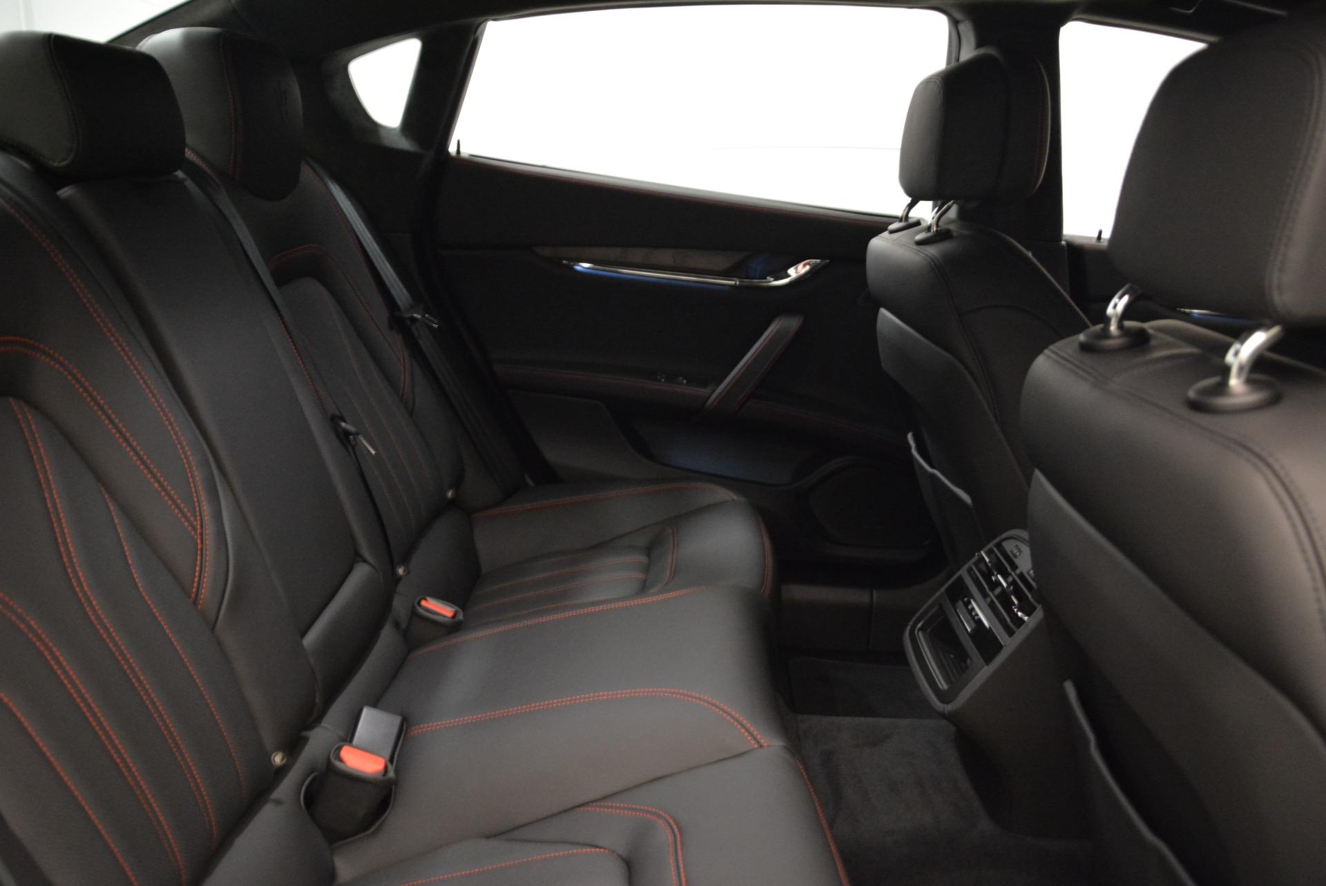 New 2018 Maserati Quattroporte S Q4 GranLusso For Sale In Greenwich, CT. Alfa Romeo of Greenwich, M1977 1815_p24