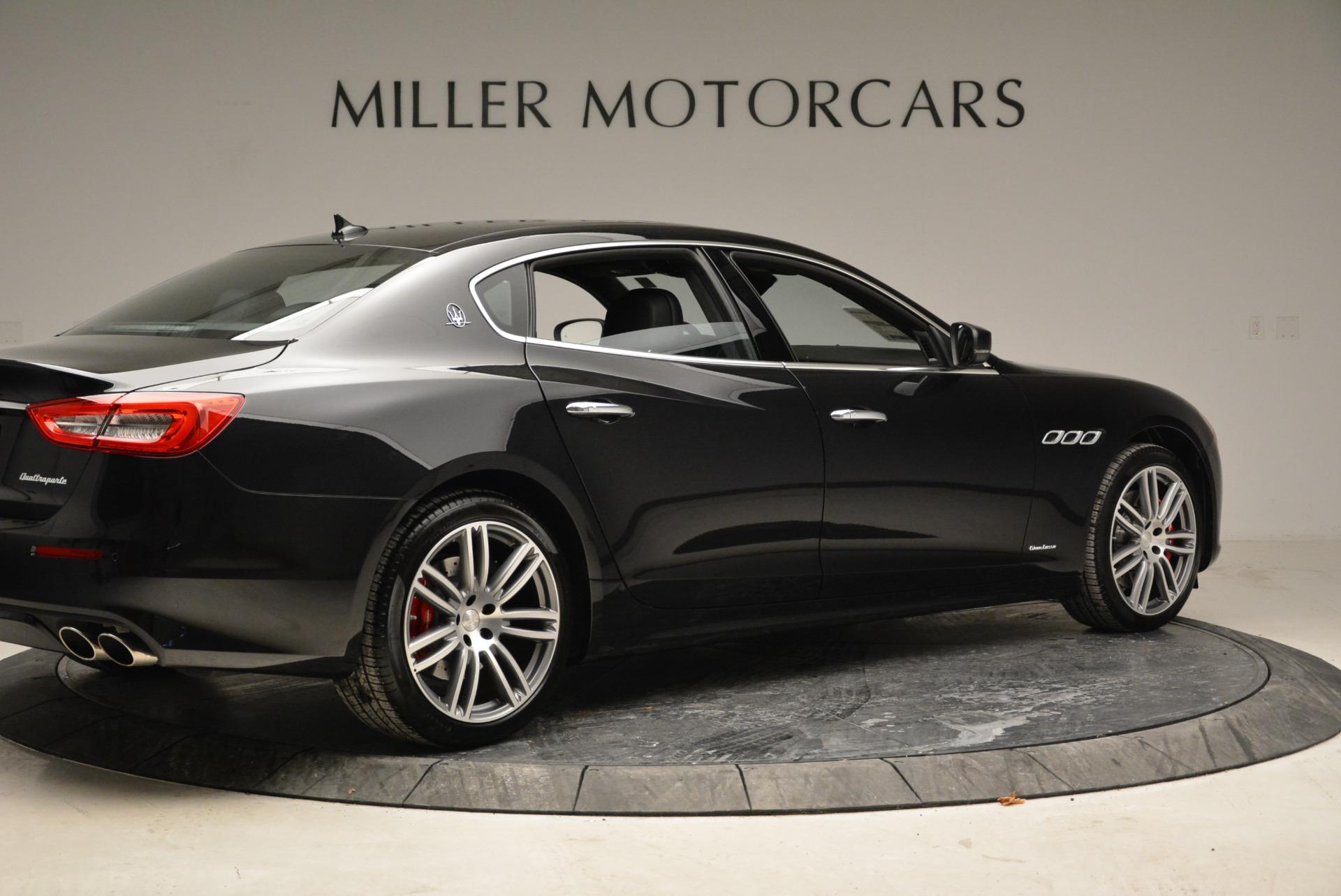 New 2018 Maserati Quattroporte S Q4 GranLusso For Sale In Greenwich, CT. Alfa Romeo of Greenwich, M1977 1815_p8