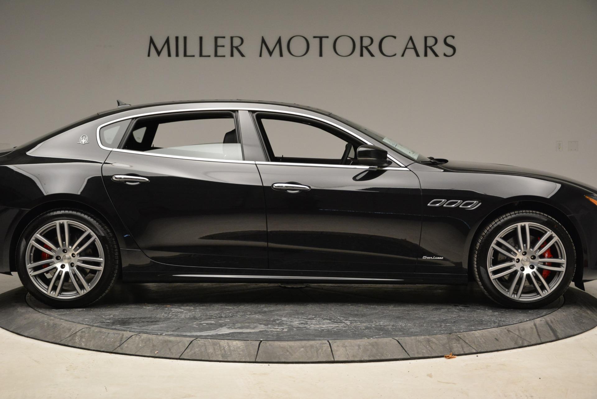New 2018 Maserati Quattroporte S Q4 GranLusso For Sale In Greenwich, CT. Alfa Romeo of Greenwich, M1977 1815_p9