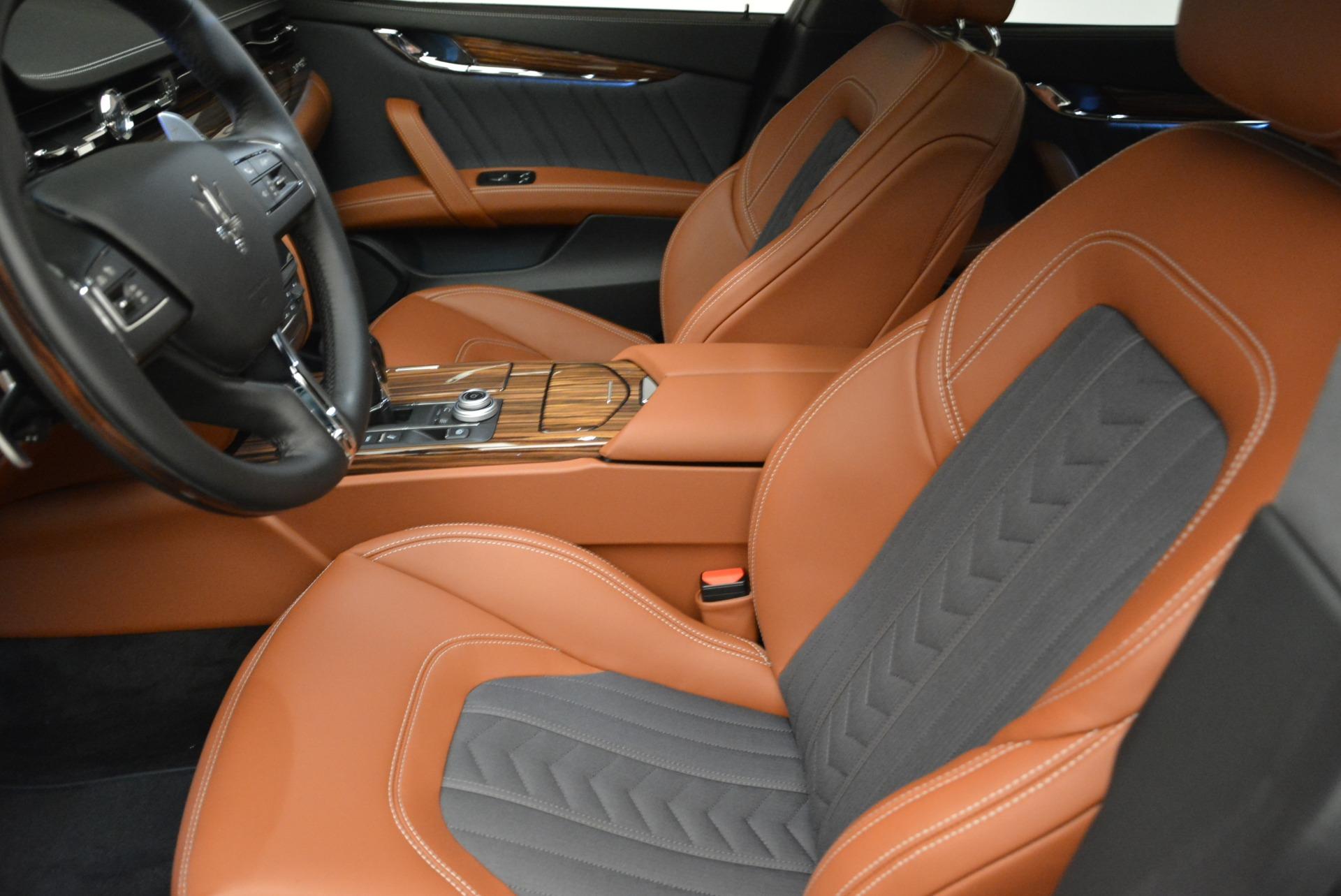 New 2018 Maserati Quattroporte S Q4 GranLusso For Sale In Greenwich, CT. Alfa Romeo of Greenwich, M1978 1816_p14