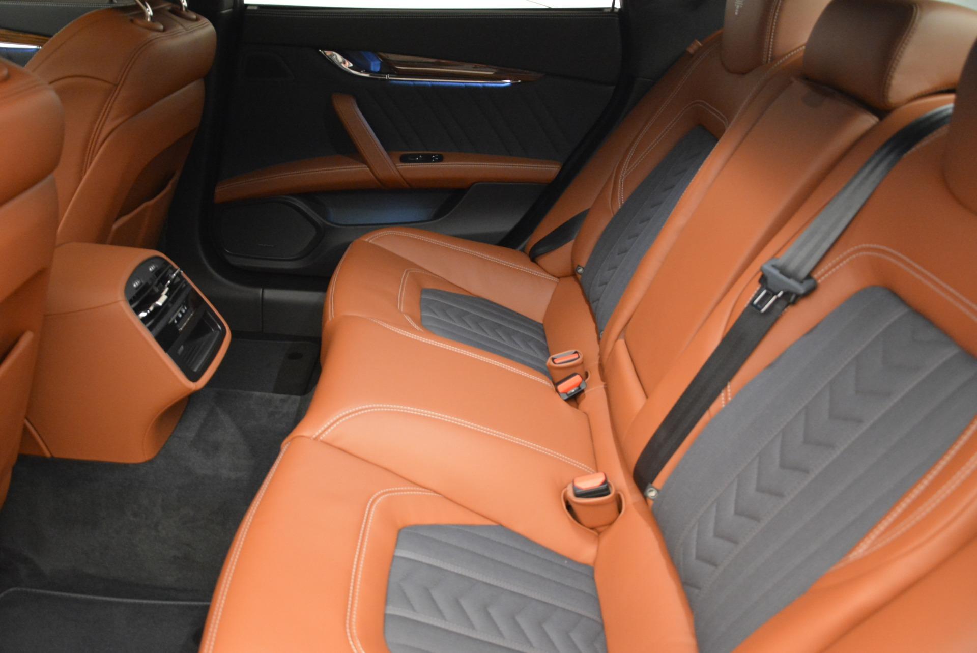 New 2018 Maserati Quattroporte S Q4 GranLusso For Sale In Greenwich, CT. Alfa Romeo of Greenwich, M1978 1816_p18