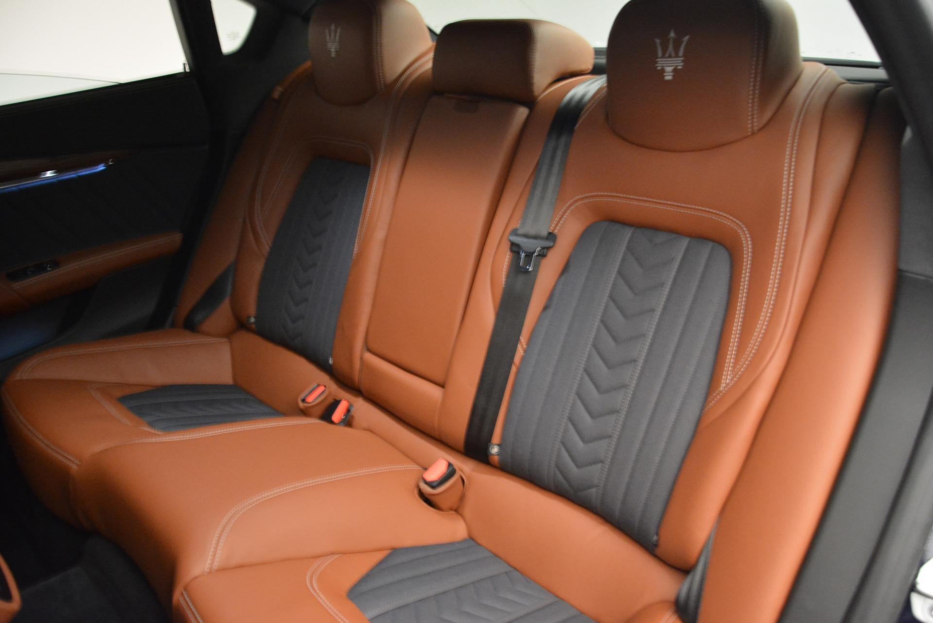 New 2018 Maserati Quattroporte S Q4 GranLusso For Sale In Greenwich, CT. Alfa Romeo of Greenwich, M1978 1816_p19