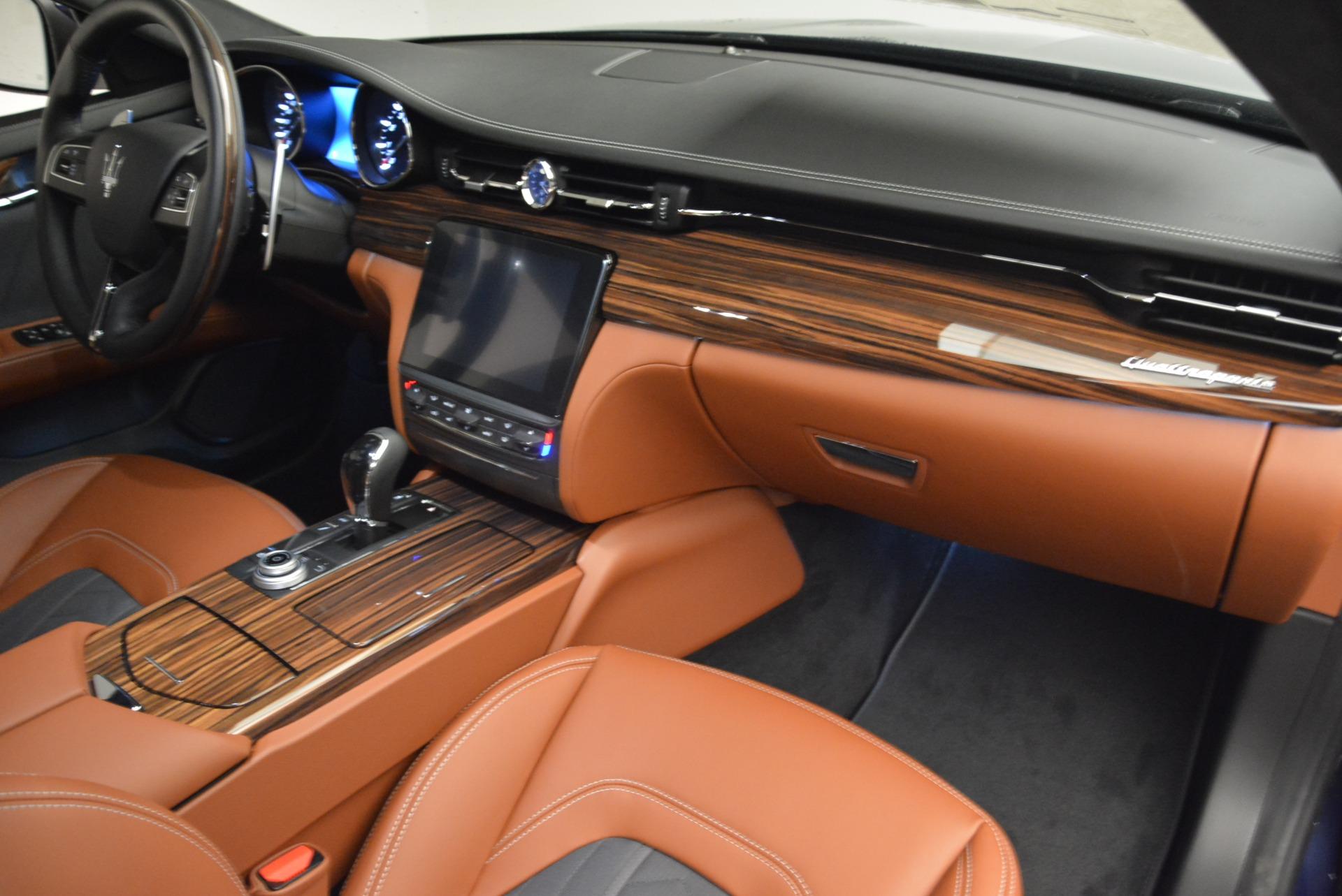 New 2018 Maserati Quattroporte S Q4 GranLusso For Sale In Greenwich, CT. Alfa Romeo of Greenwich, M1978 1816_p20