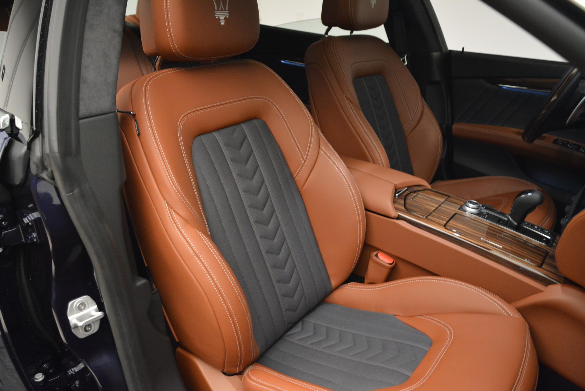 New 2018 Maserati Quattroporte S Q4 GranLusso For Sale In Greenwich, CT. Alfa Romeo of Greenwich, M1978 1816_p22